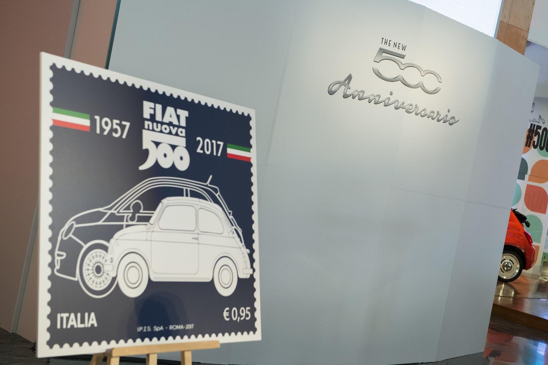 Fiat 500 - 60esimo anniversario
