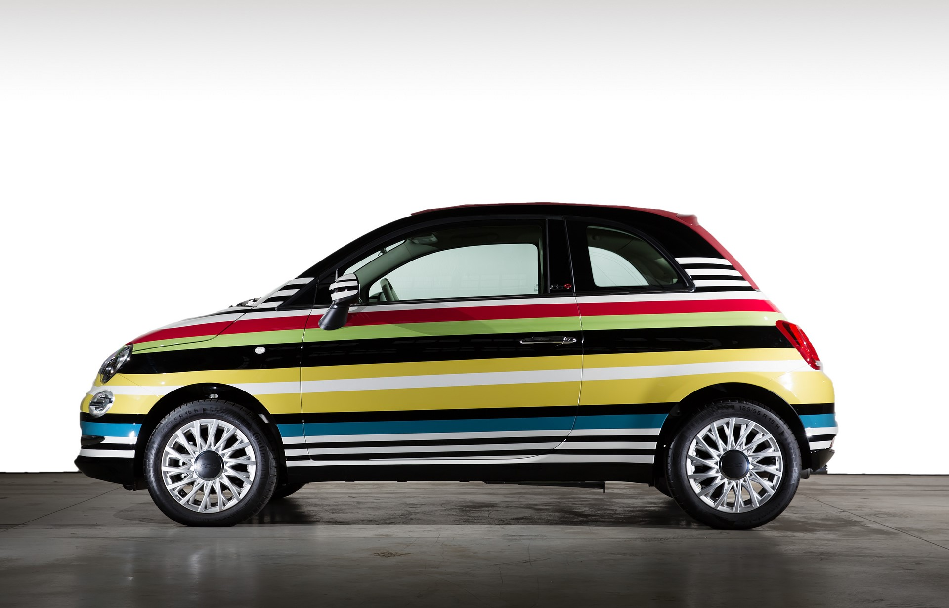 Fiat 500C by Garage Italia Customs (1)