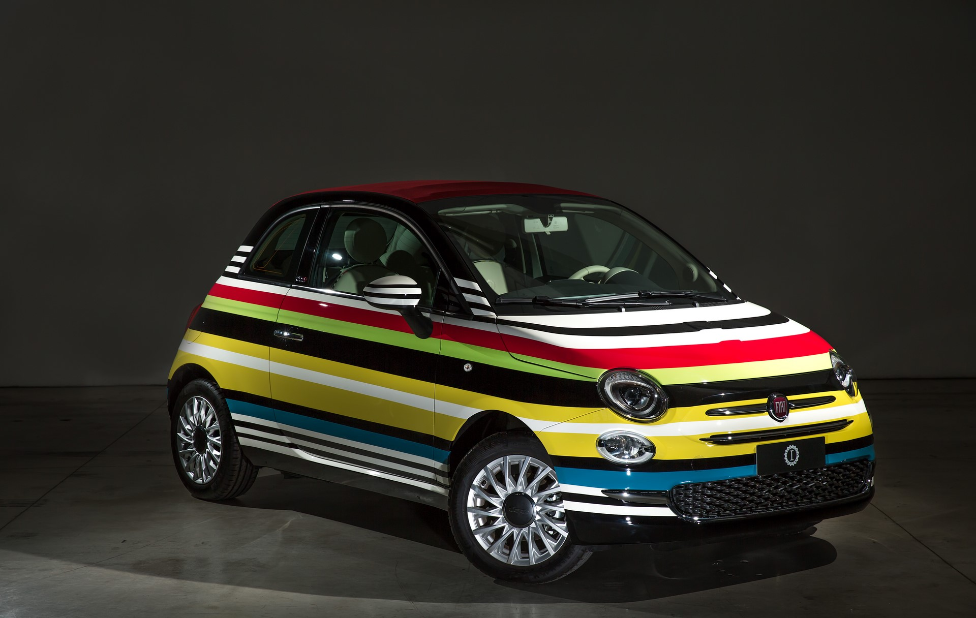 Fiat 500C by Garage Italia Customs (2)