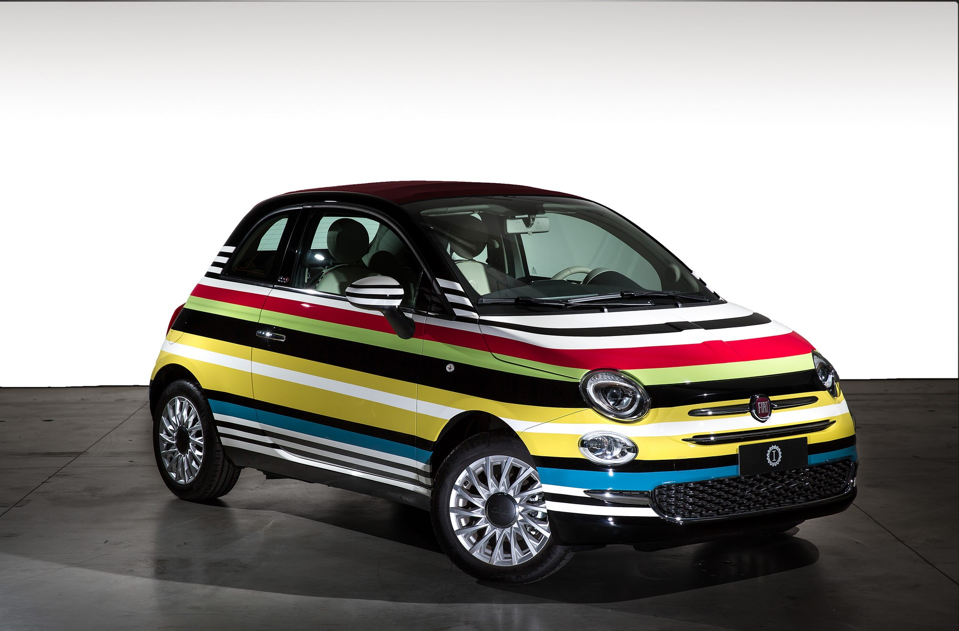 Fiat 500C by Garage Italia Customs (3)