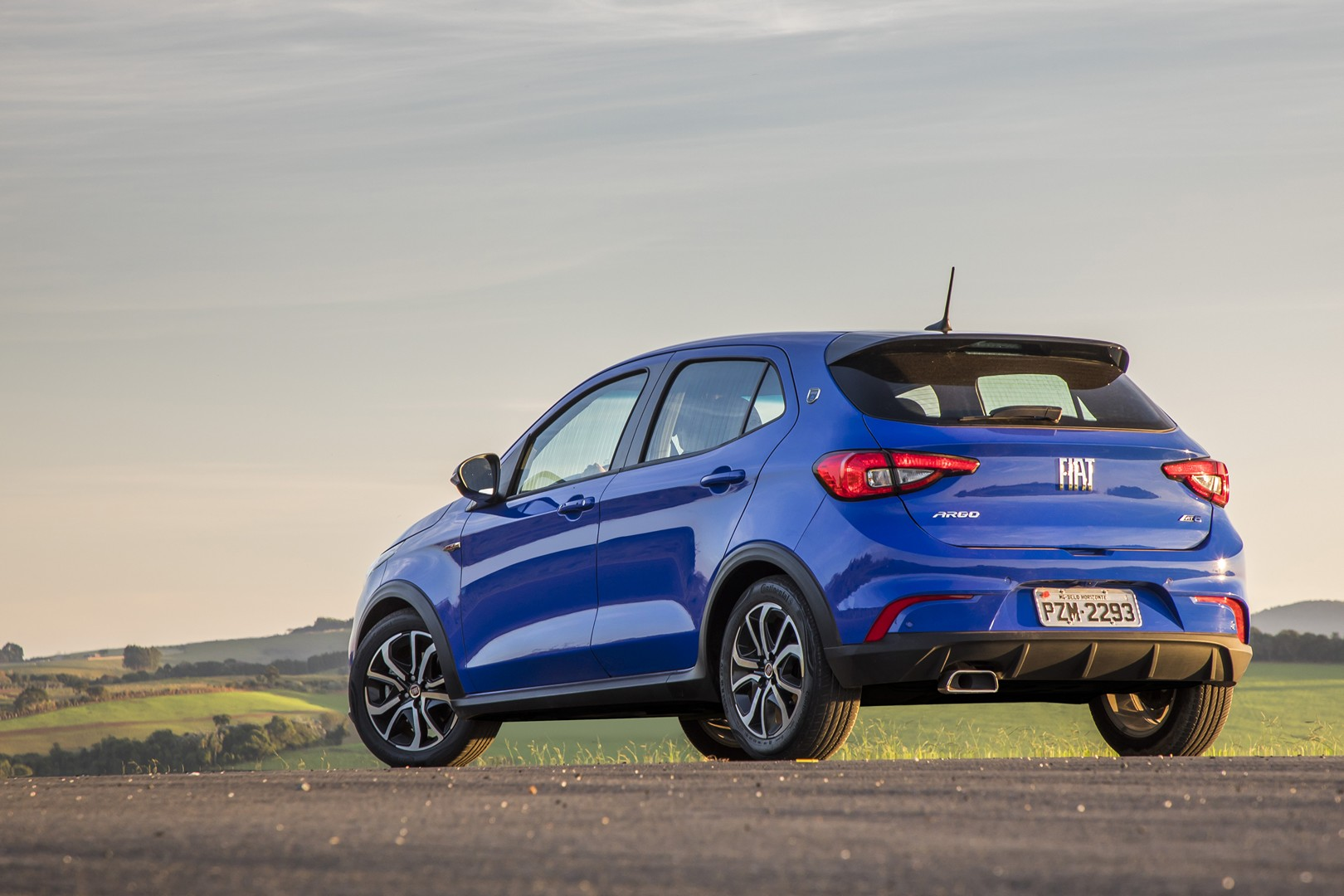 Fiat Argo 2017 (10)