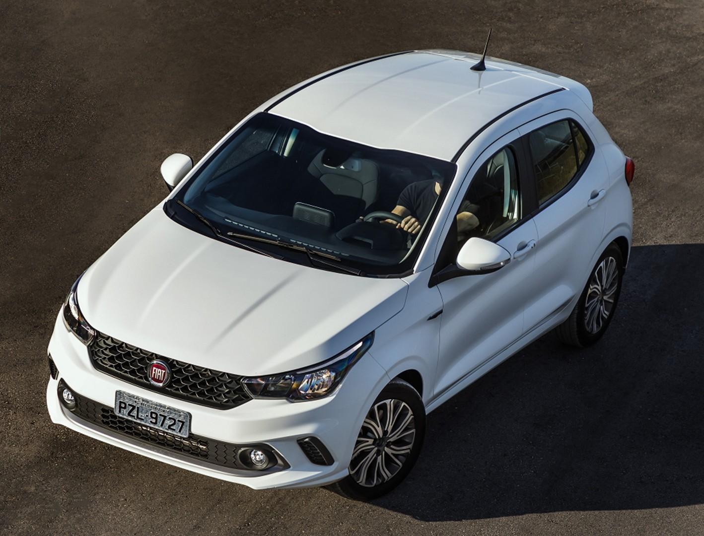 Fiat Argo 2017 (16)