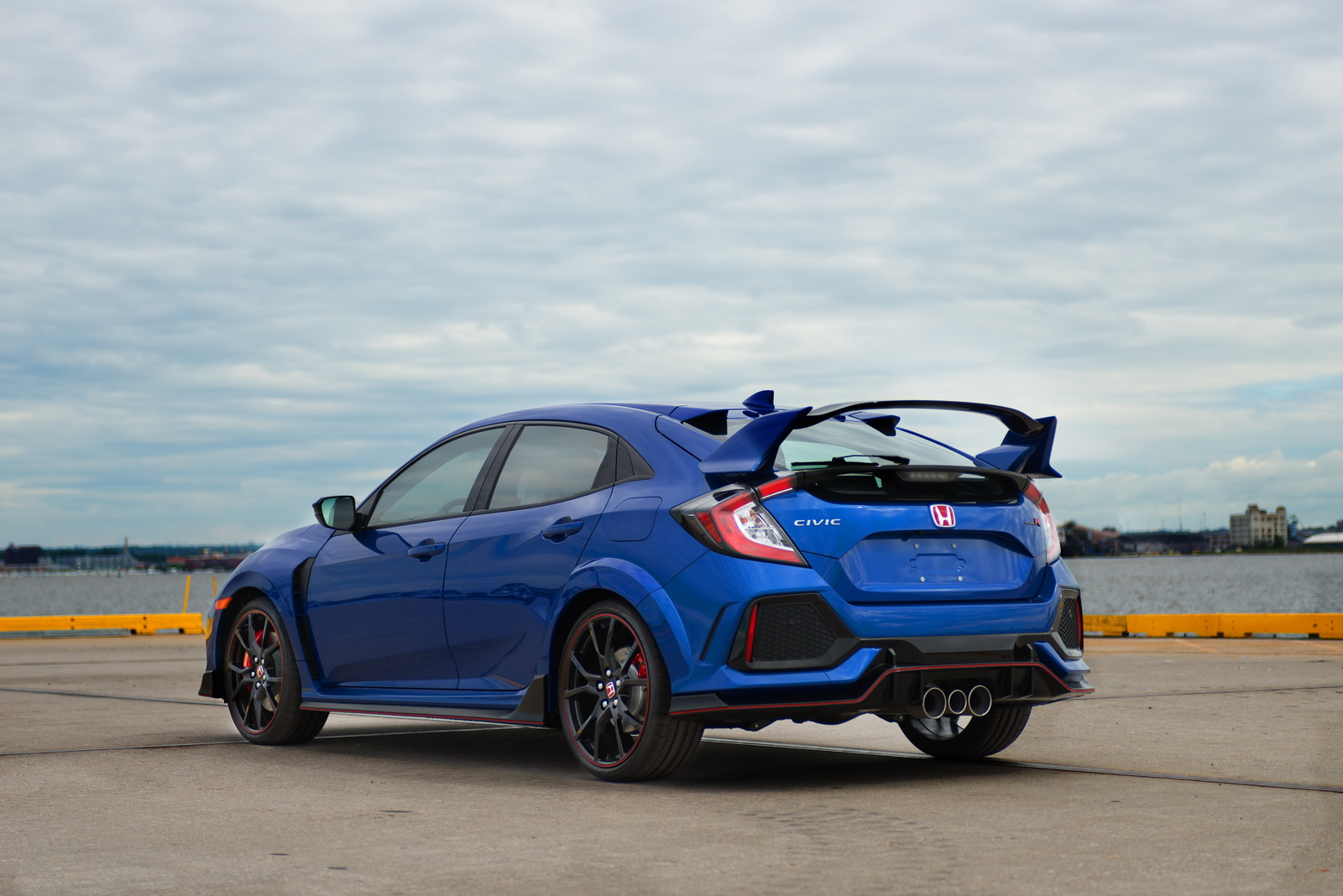First Honda Civic Type-R in USA (2)