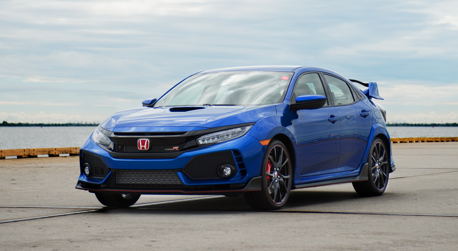 First Honda Civic Type-R in USA (3)
