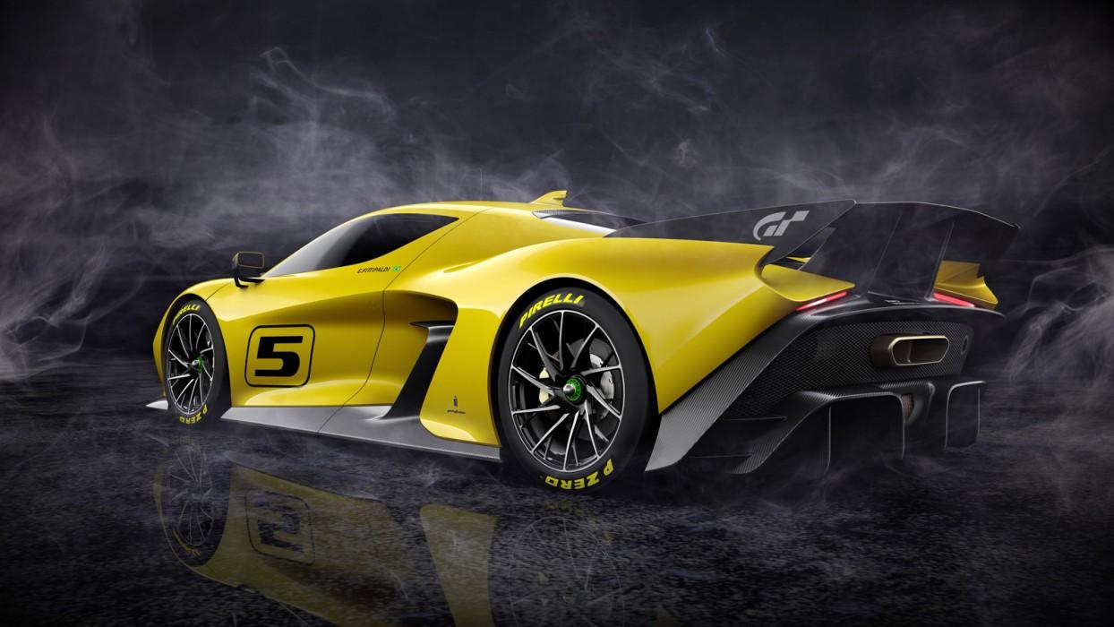 Fittipaldi EF7 Vision Gran Turismo in Geneva 2017 (14)