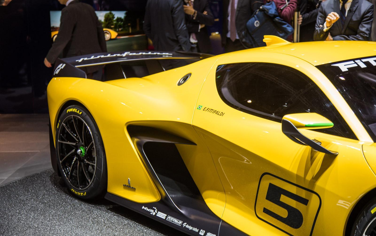 Fittipaldi EF7 Vision Gran Turismo in Geneva 2017 (17)