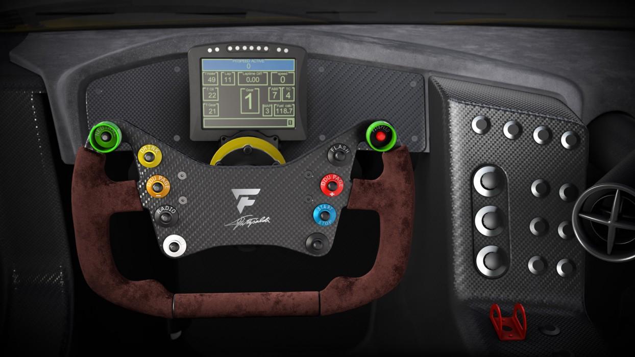 Fittipaldi EF7 Vision Gran Turismo in Geneva 2017 (23)