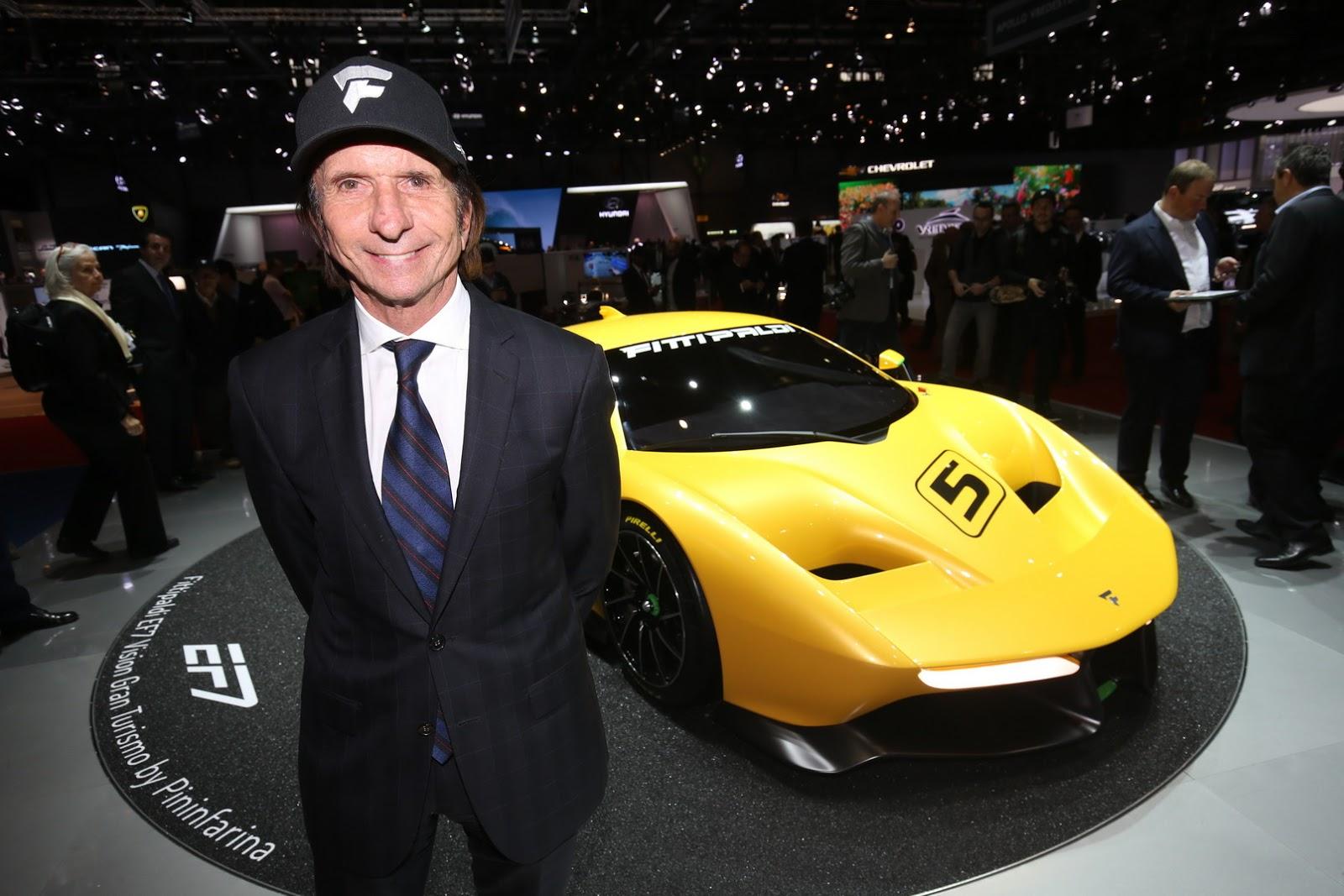 Fittipaldi EF7 Vision Gran Turismo in Geneva 2017 (8)