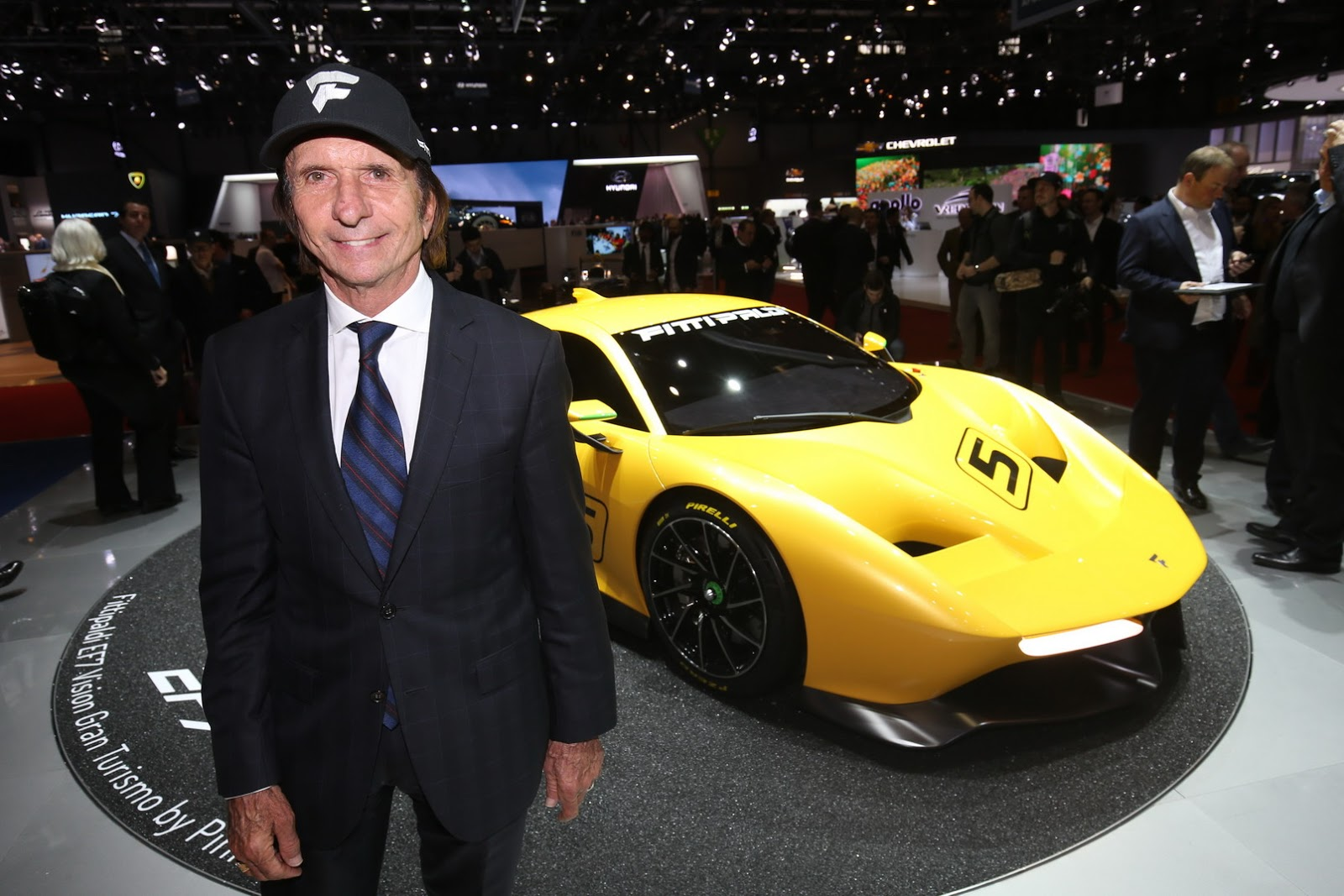 Fittipaldi EF7 Vision Gran Turismo in Geneva 2017 (9)
