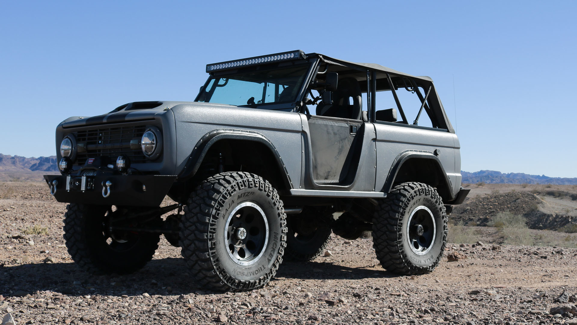 Ford Bronco by Zero to 60 Designs (1)