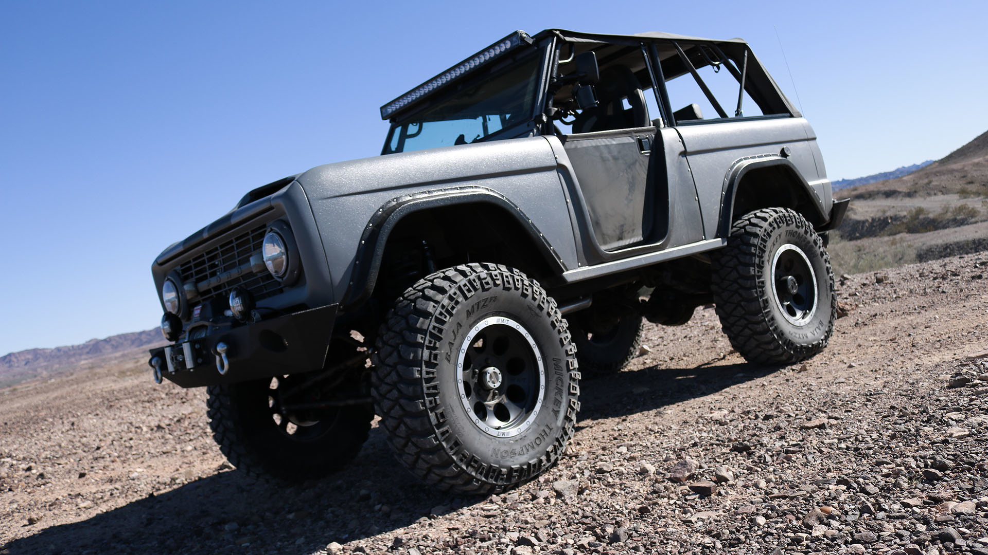 Ford Bronco by Zero to 60 Designs (2)