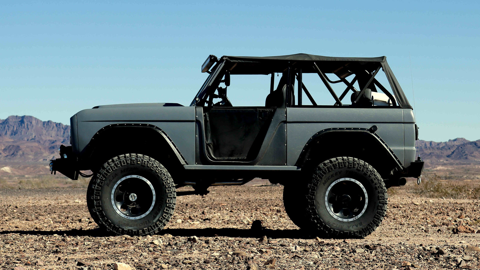 Ford Bronco by Zero to 60 Designs (3)