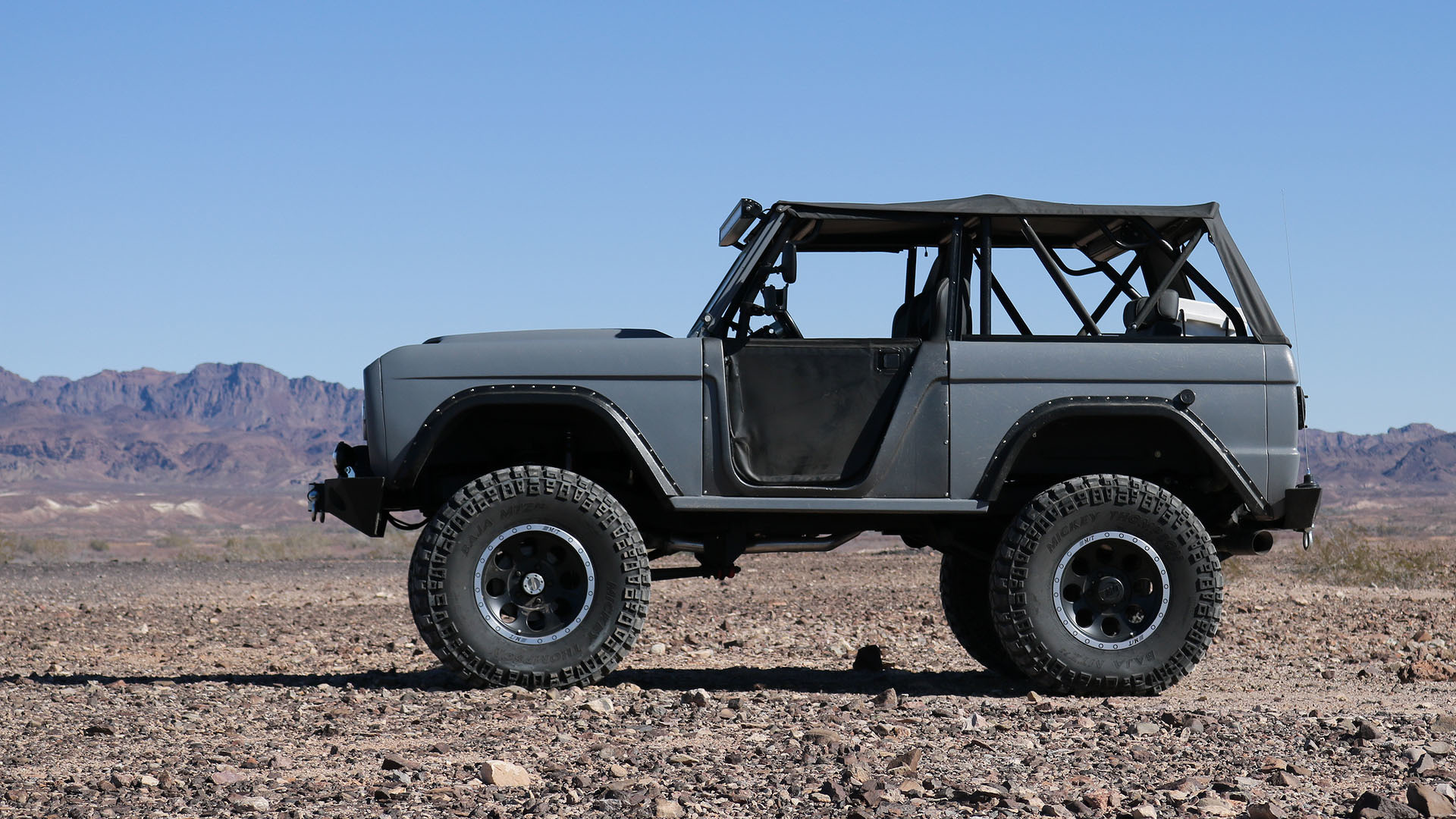 Ford Bronco by Zero to 60 Designs (4)