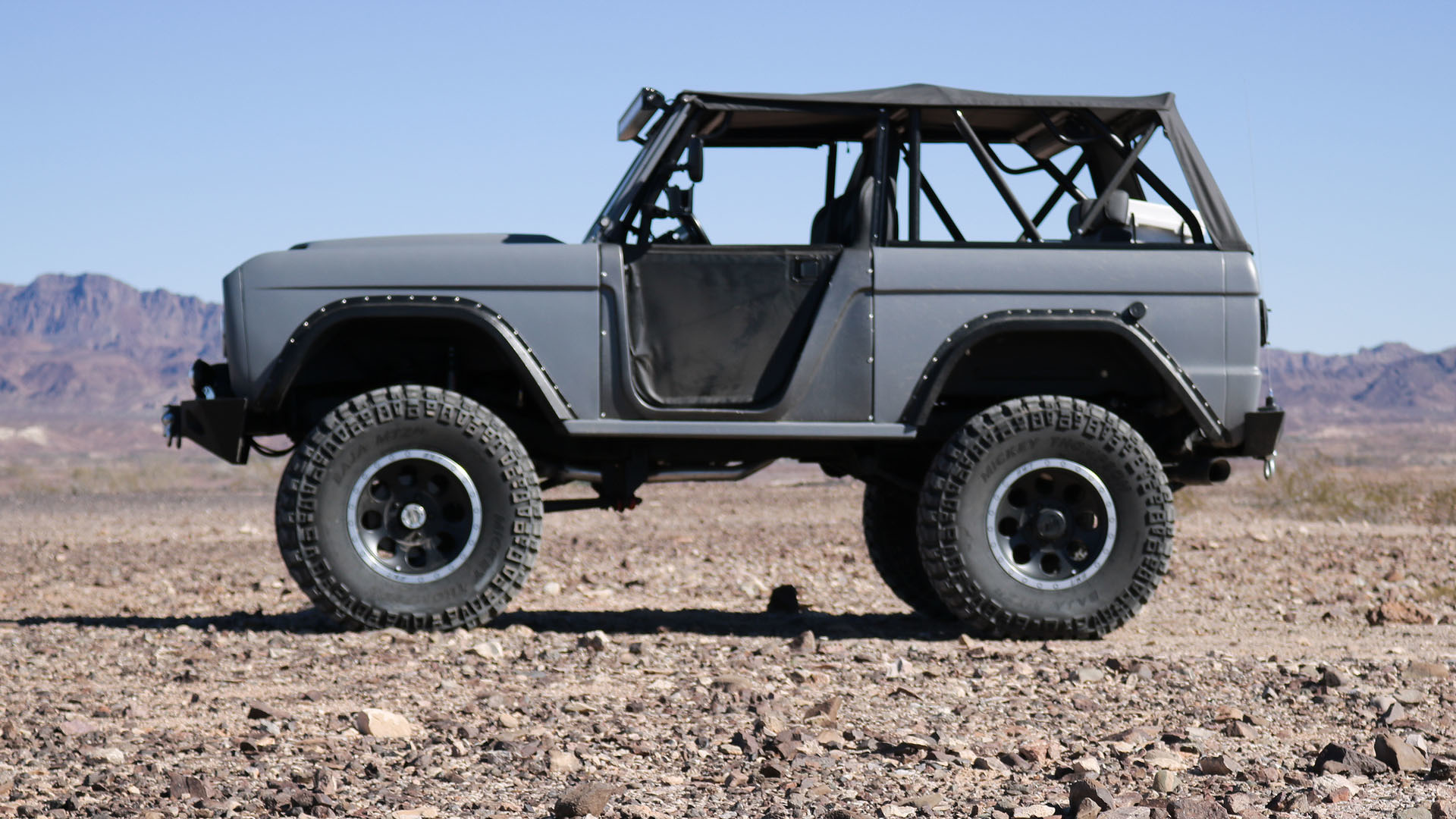 Ford Bronco by Zero to 60 Designs (5)