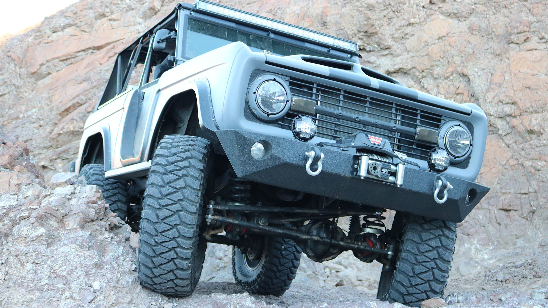 Ford Bronco by Zero to 60 Designs (7)
