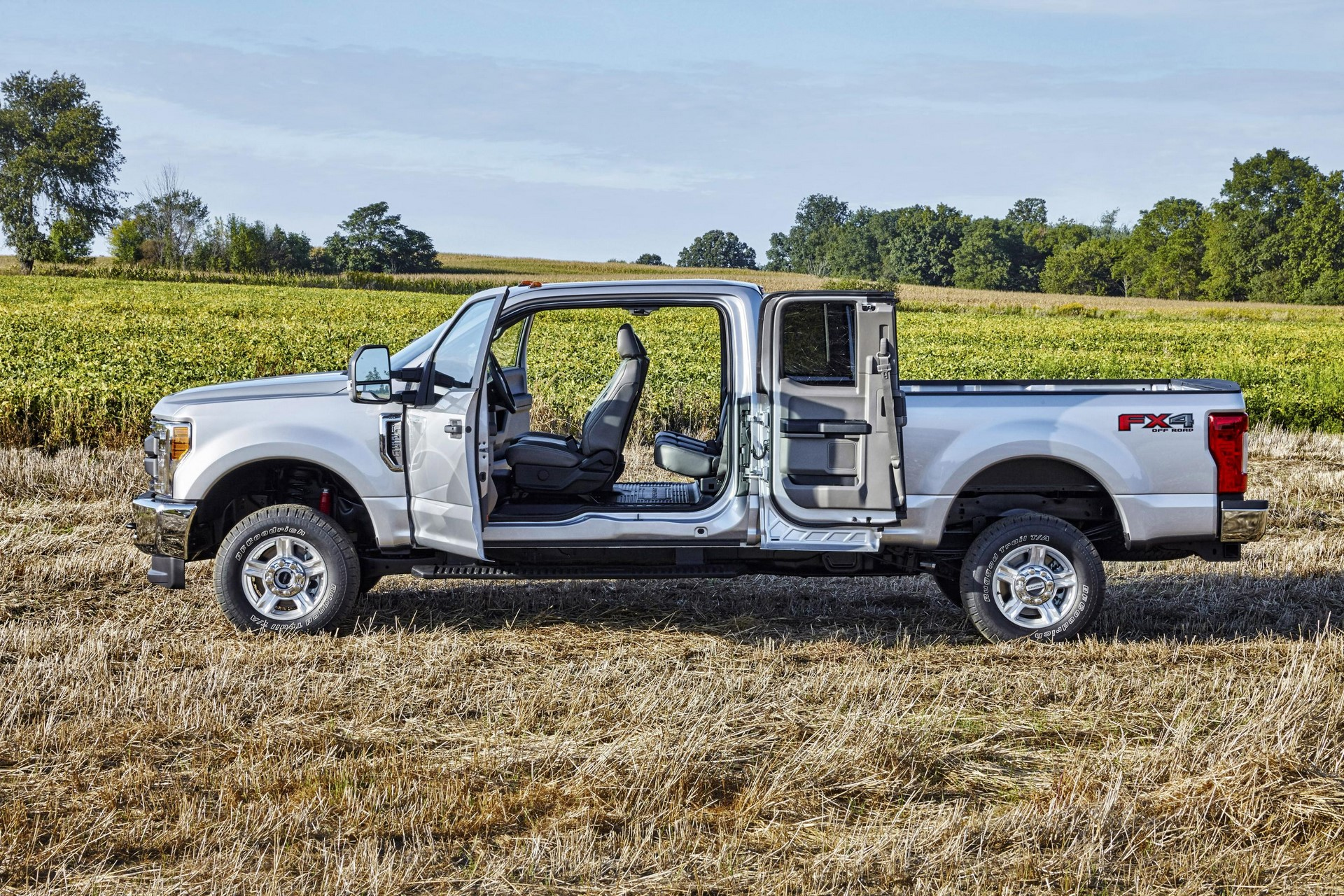 Ford F-Series Super Duty 2018 (10)