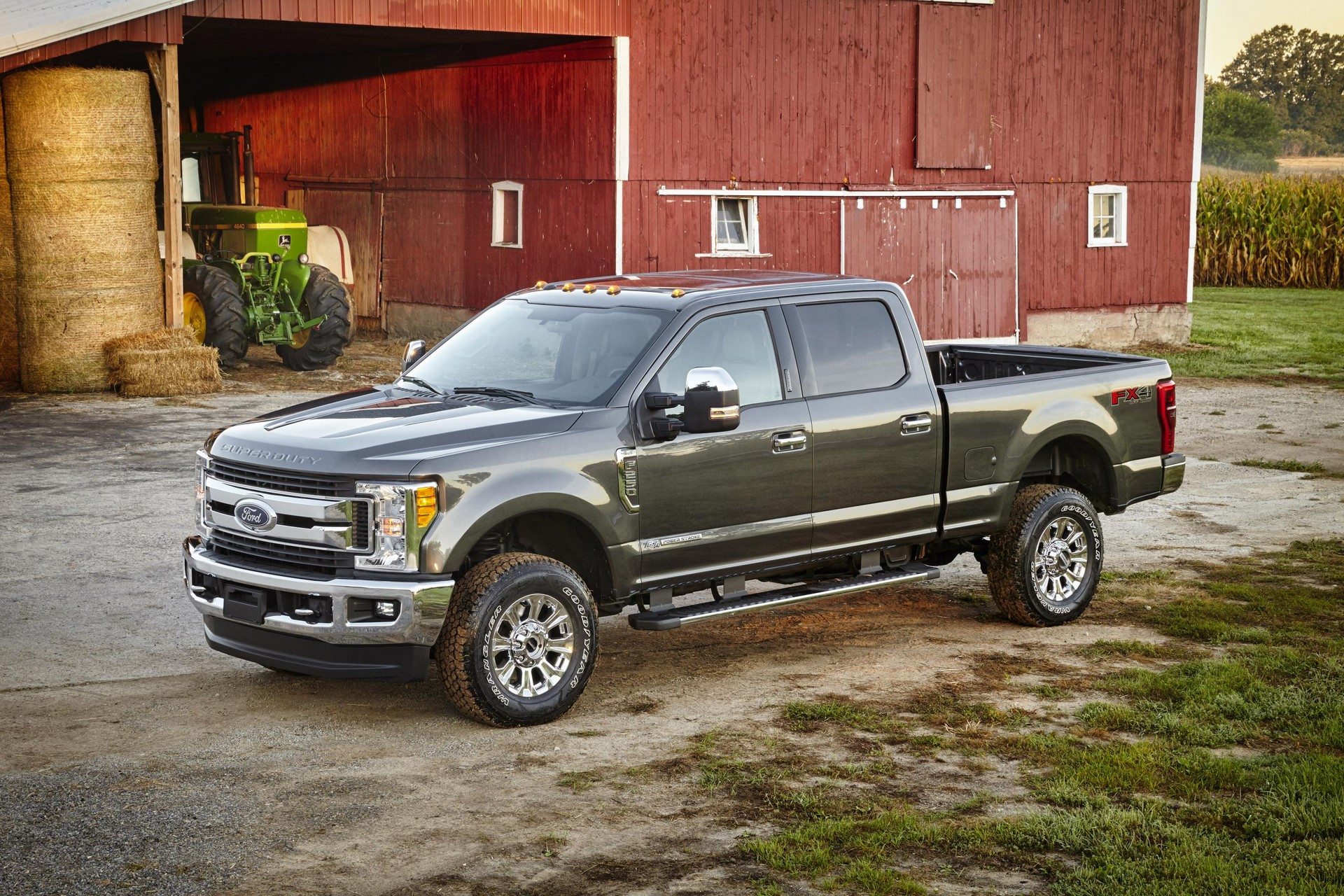 Ford F-Series Super Duty 2018 (11)