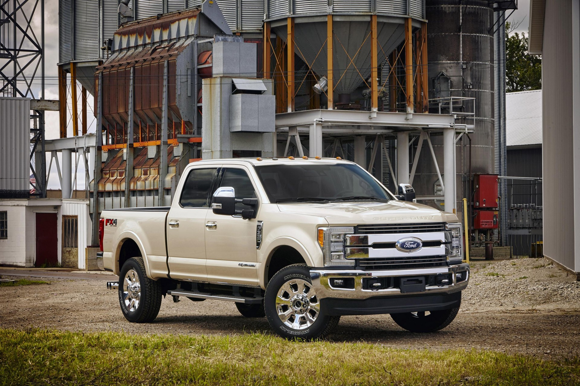 Ford F-Series Super Duty 2018 (14)