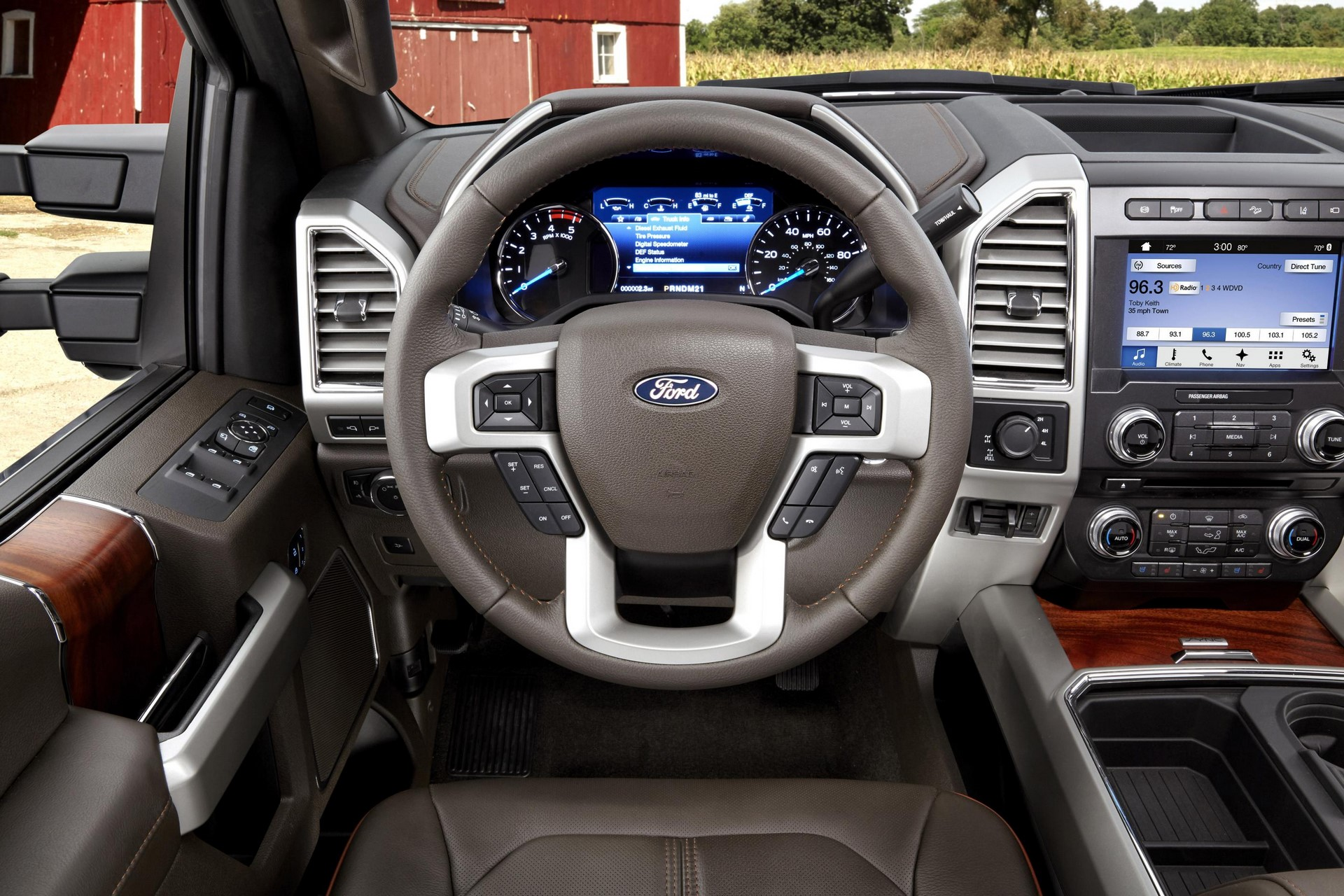 Ford F-Series Super Duty 2018 (17)