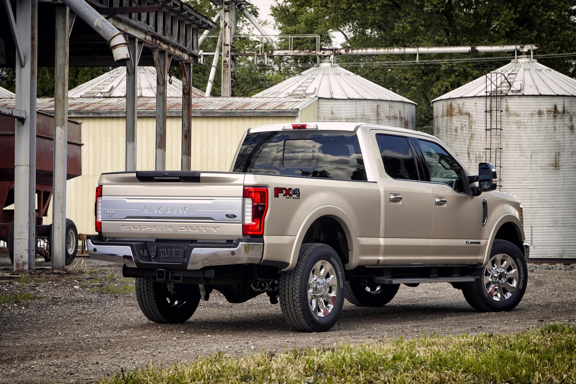 Ford F-Series Super Duty 2018 (9)
