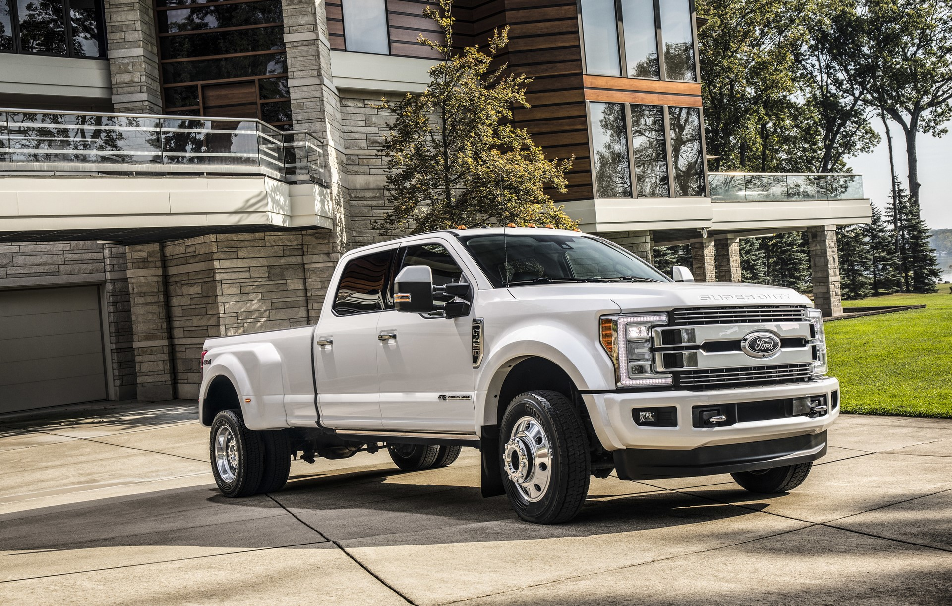 Ford F-Series Super Duty Limited 2018 (1)