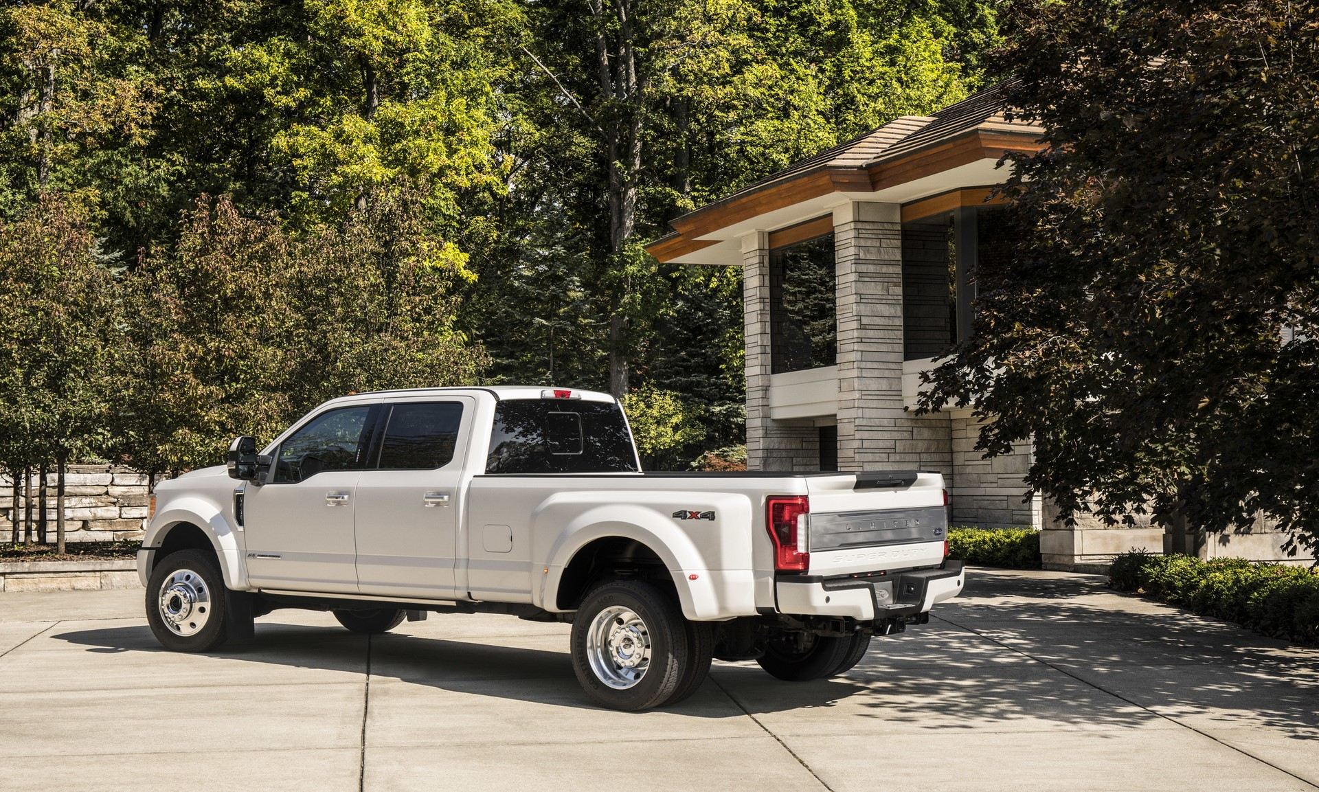 Ford F-Series Super Duty Limited 2018 (3)