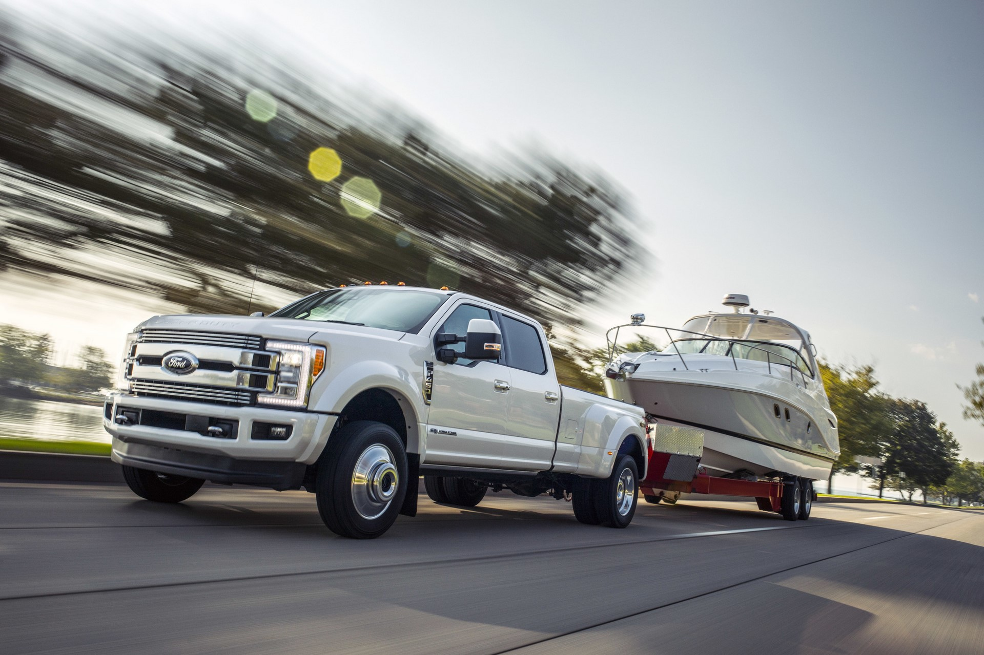 Ford F-Series Super Duty Limited 2018 (5)