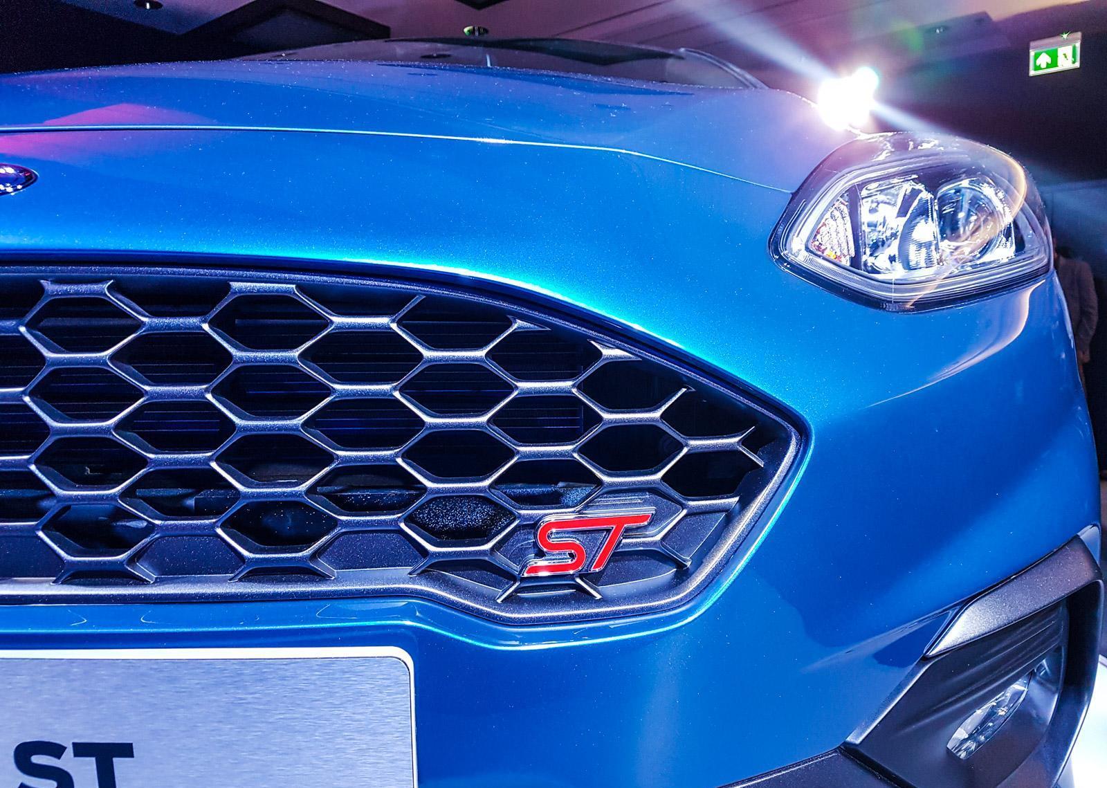 Ford Fiesta ST in Geneva 2017 (12)