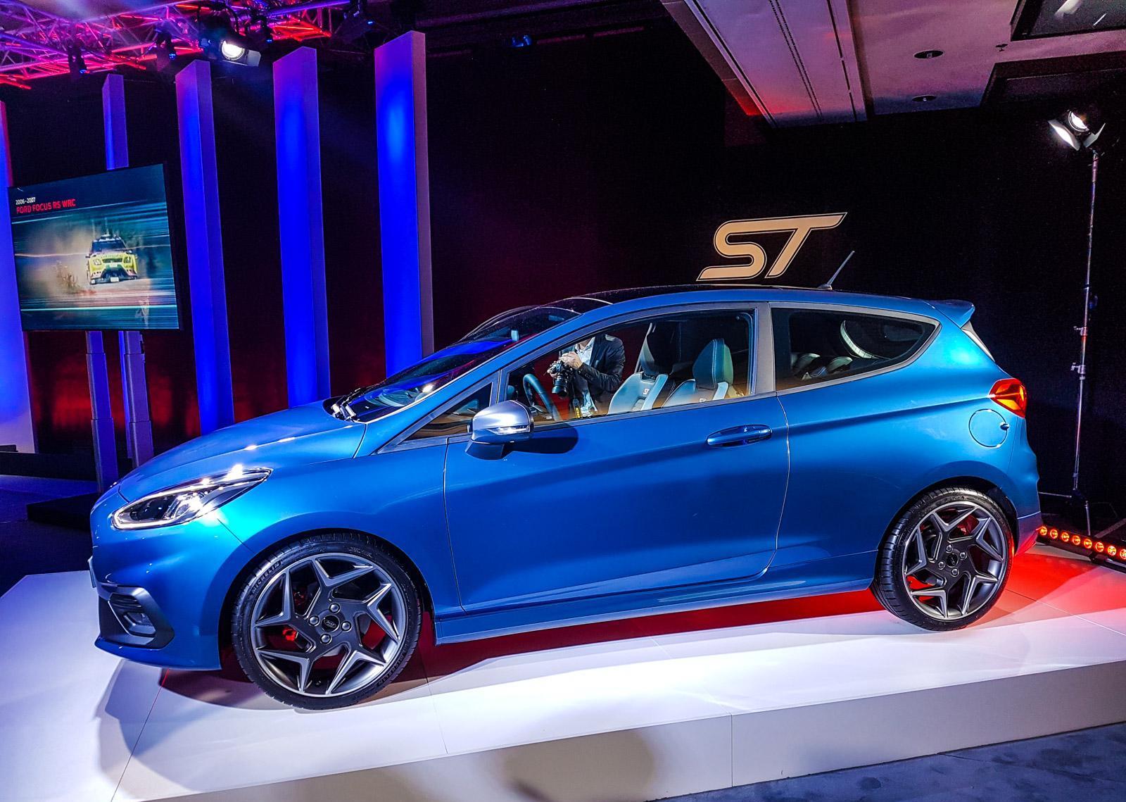 Ford Fiesta ST in Geneva 2017 (3)