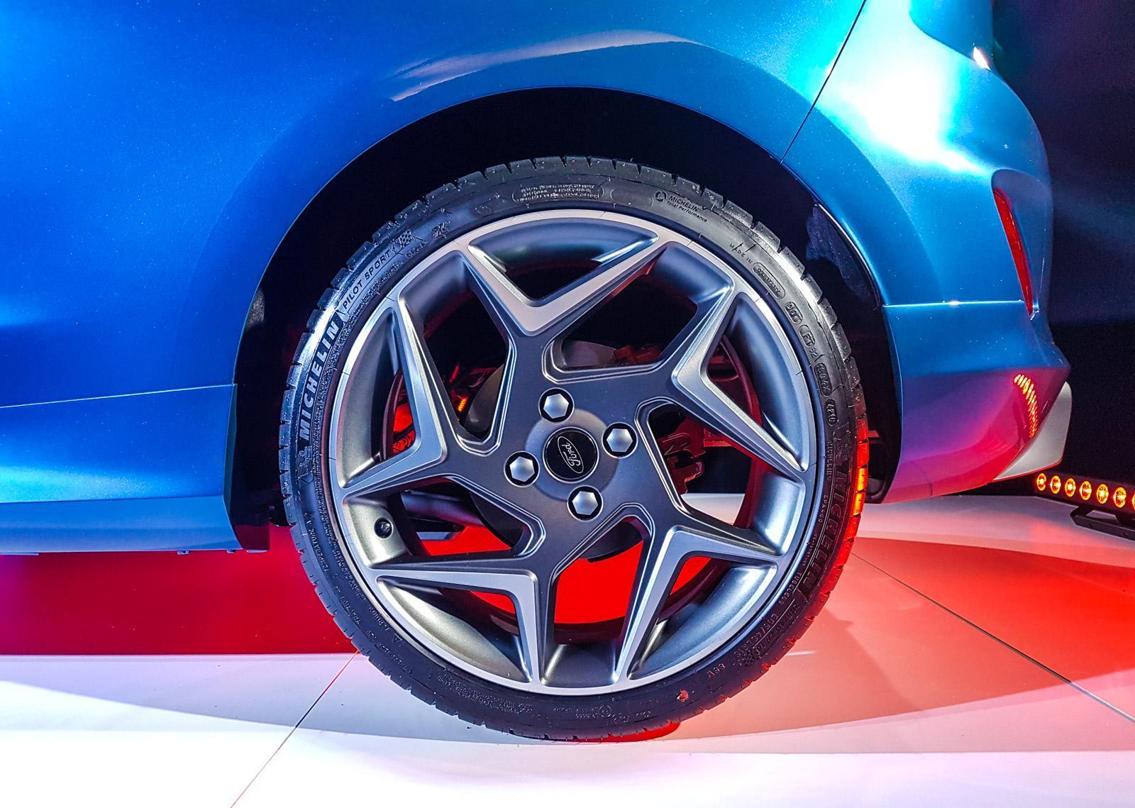 Ford Fiesta ST in Geneva 2017 (5)