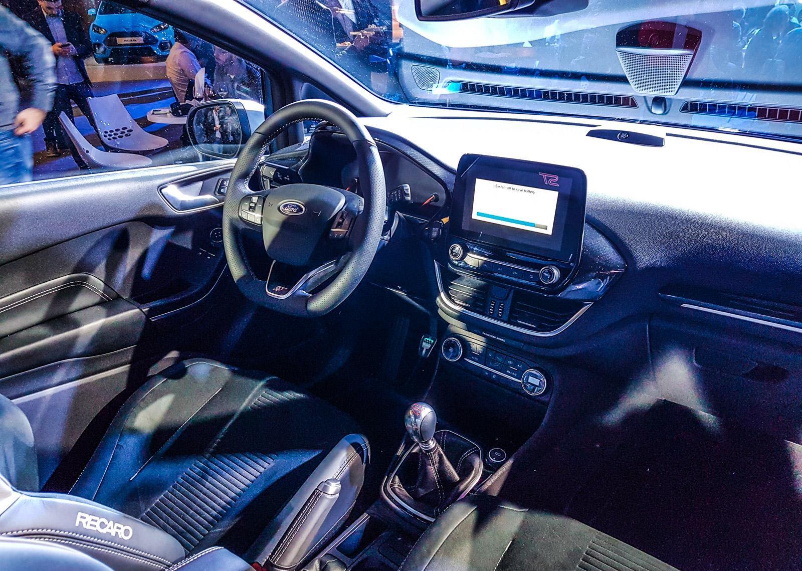 Ford Fiesta ST in Geneva 2017 (8)