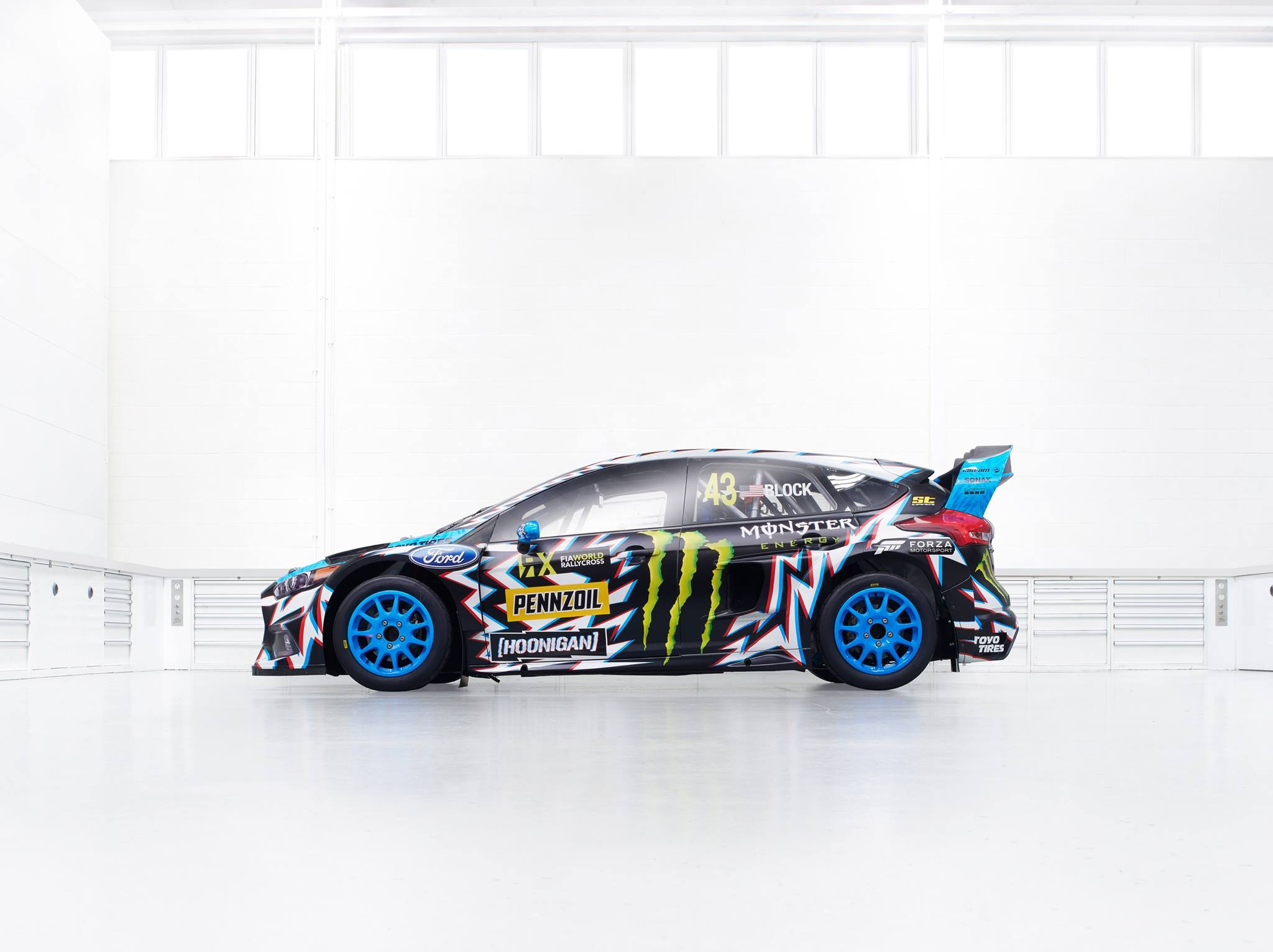 Ford Focus RS RX livery 2017 (2)