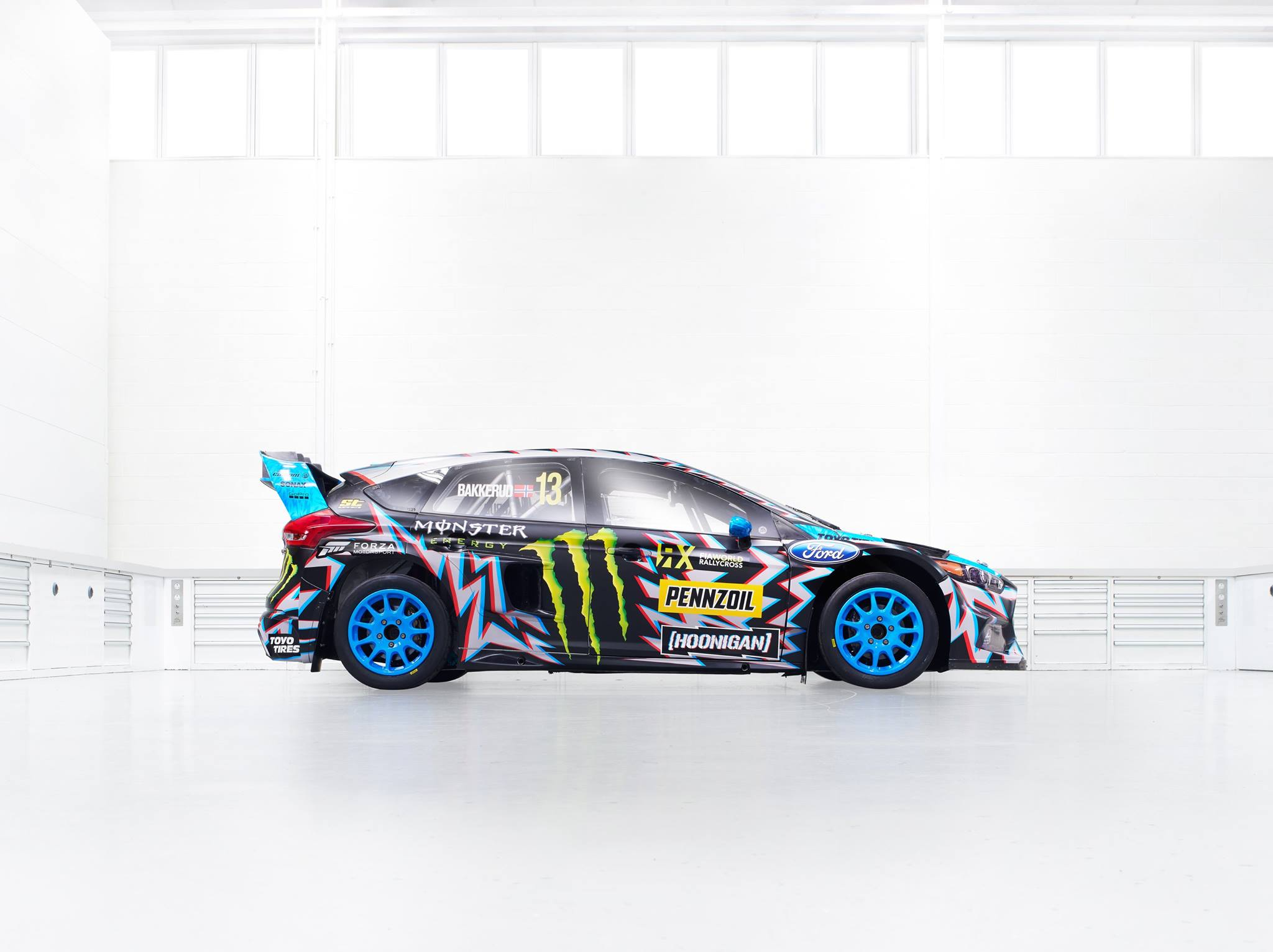Ford Focus RS RX livery 2017 (3)