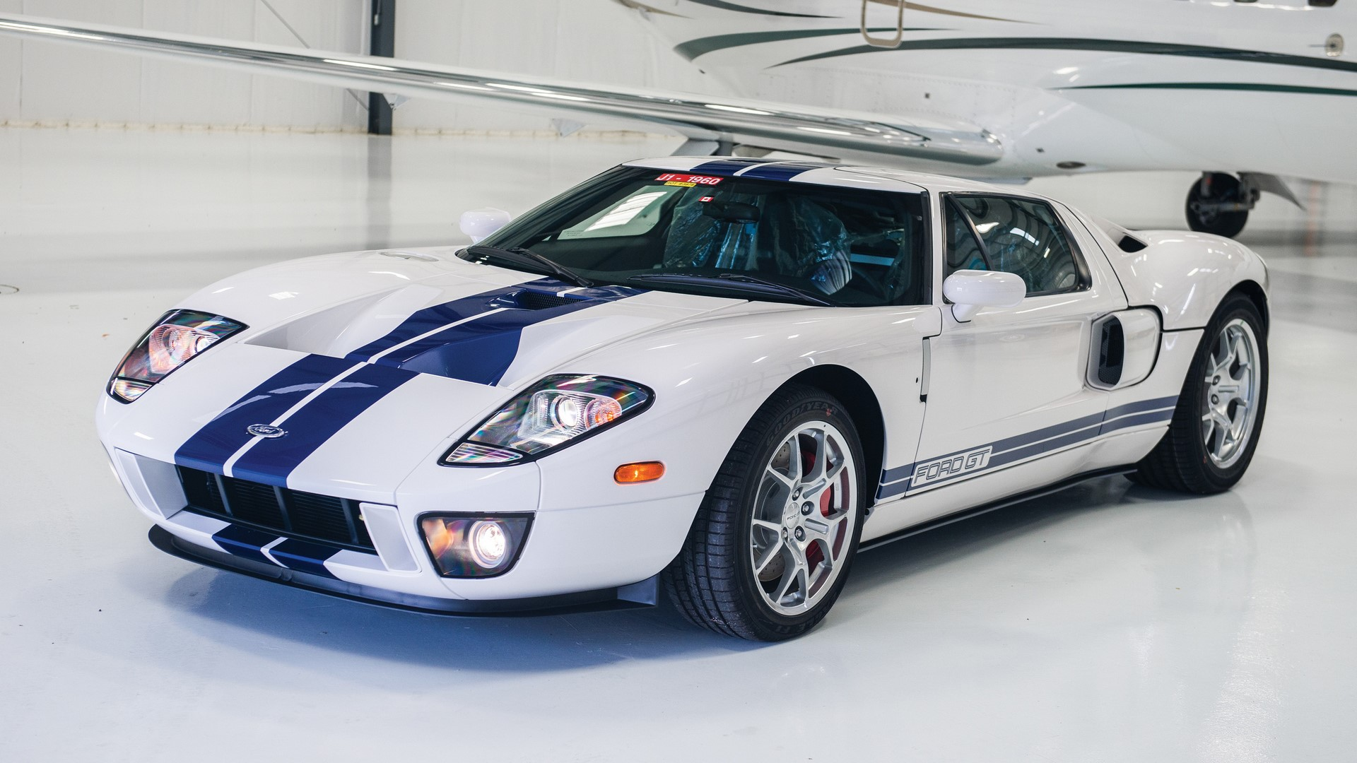 Ford GT 2006 auction (1)
