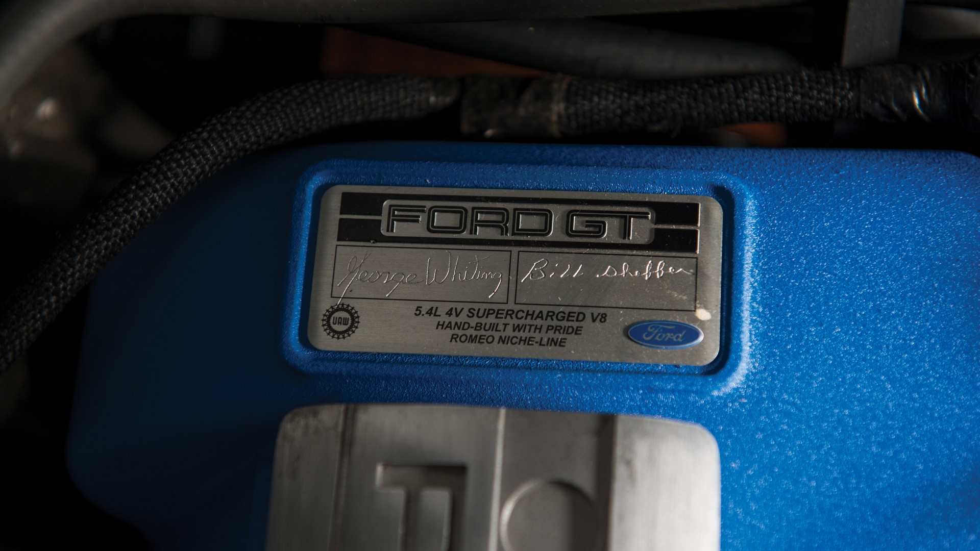 Ford GT 2006 auction (19)
