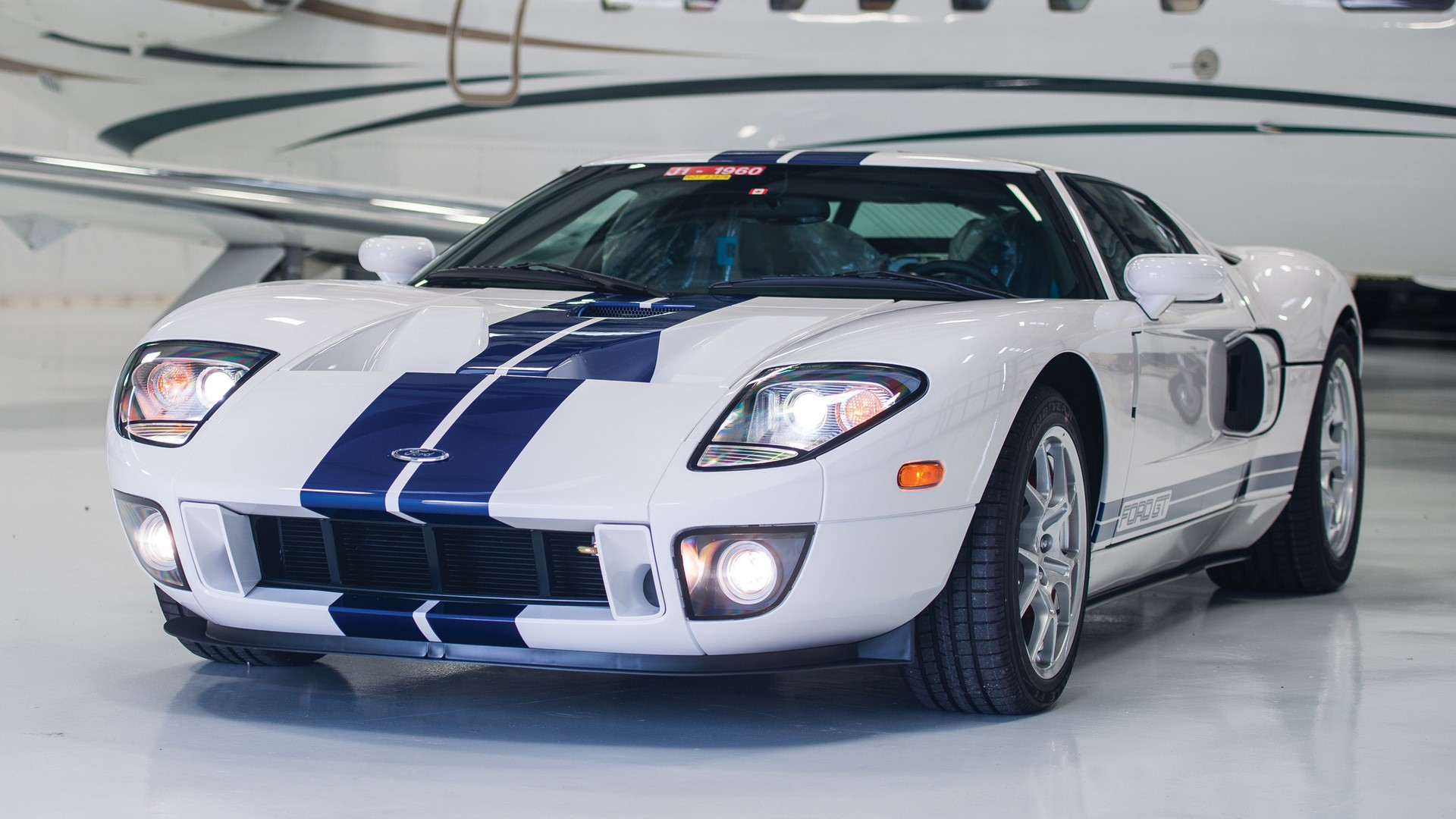 Ford GT 2006 auction (2)