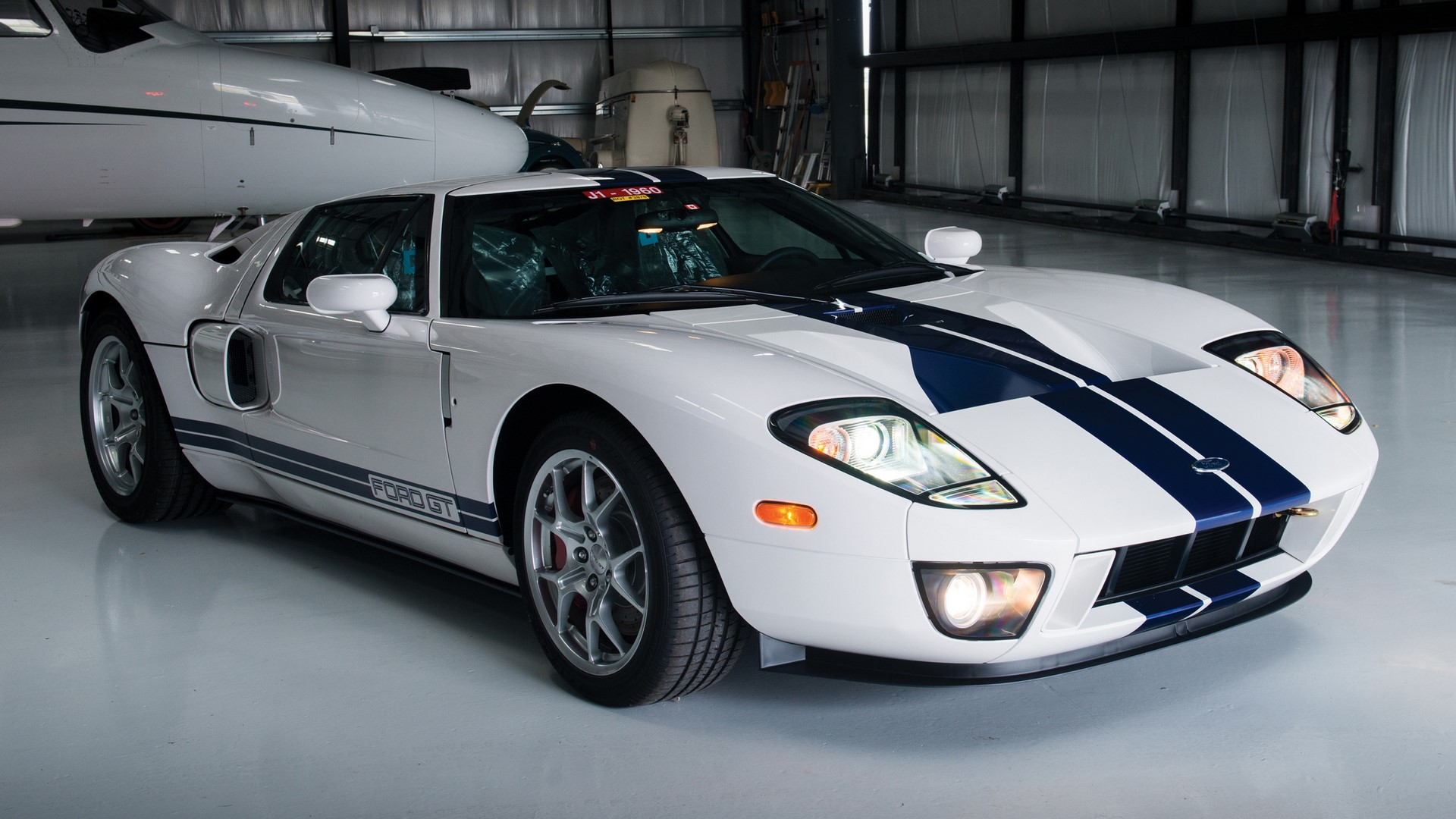 Ford GT 2006 auction (4)