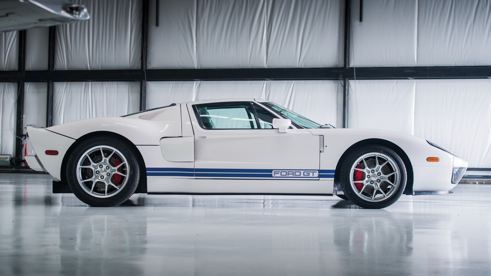 Ford GT 2006 auction (5)