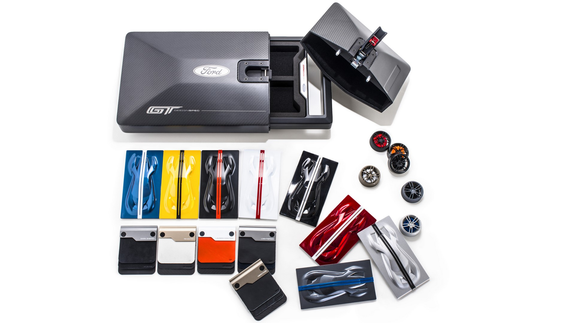 Ford GT Ordering Kit (1)