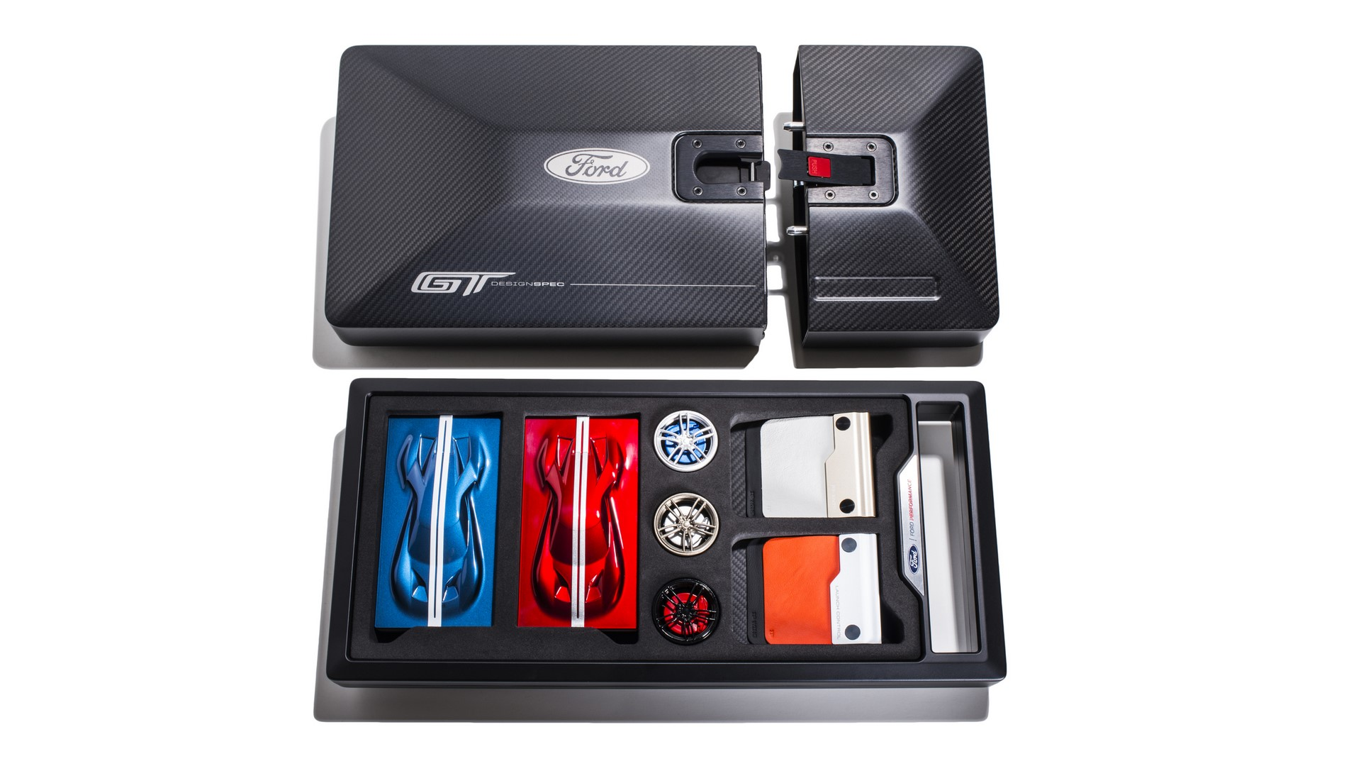 Ford GT Ordering Kit (3)