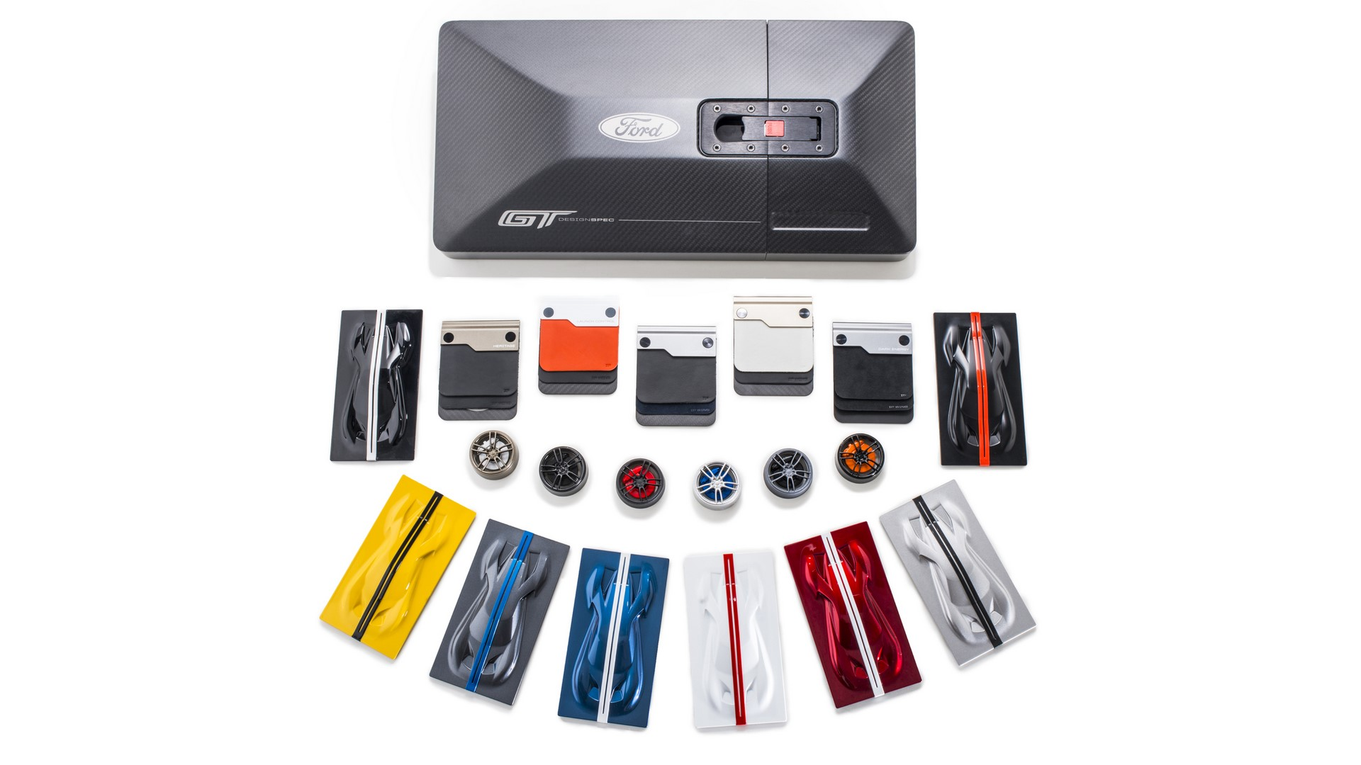 Ford GT Ordering Kit (4)