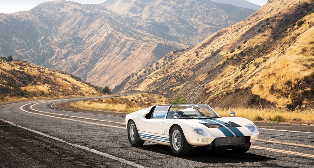 Ford GT40 Roadster for sale (1)