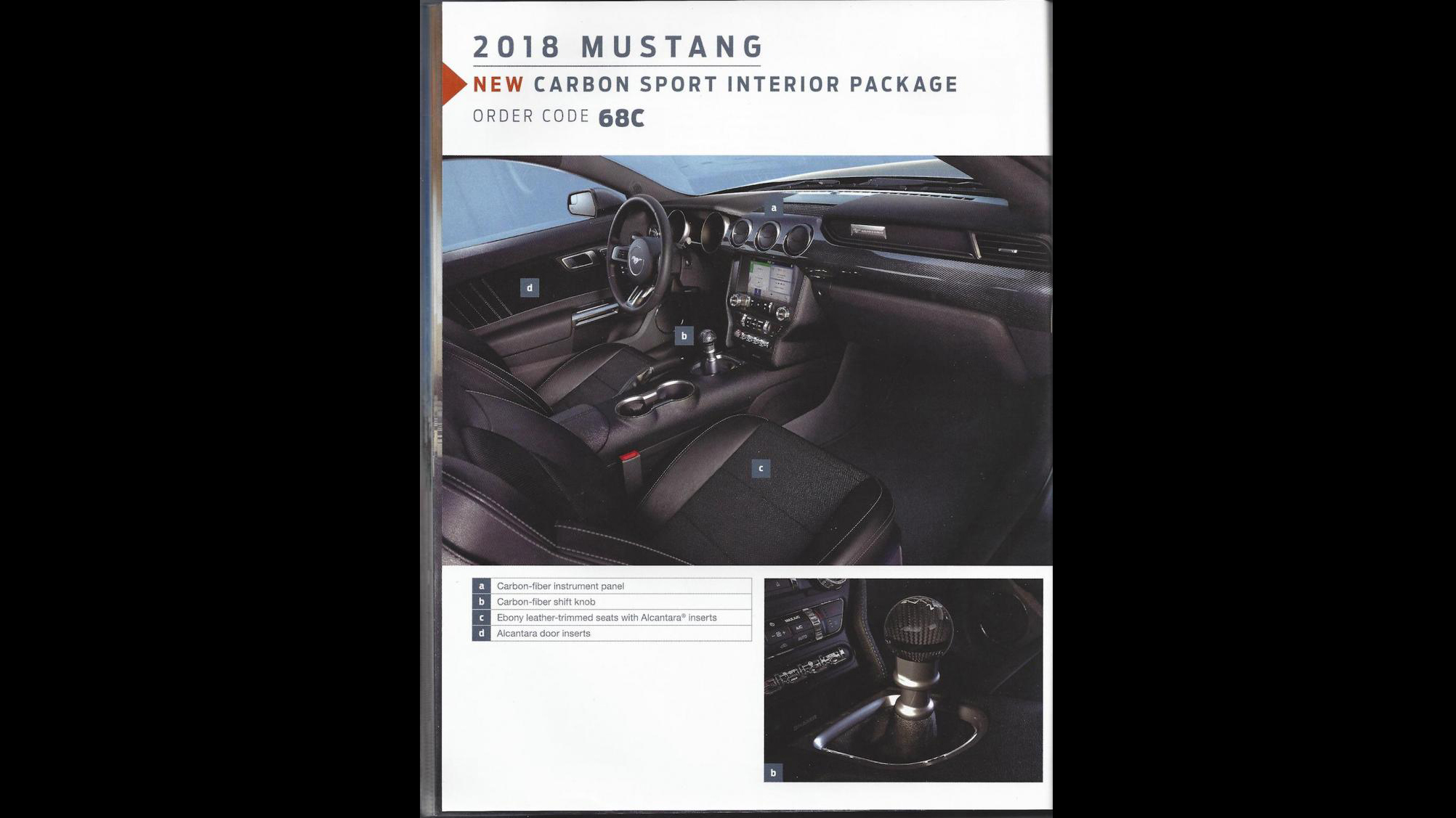 Ford Mustang 2018 Order Guide (2)