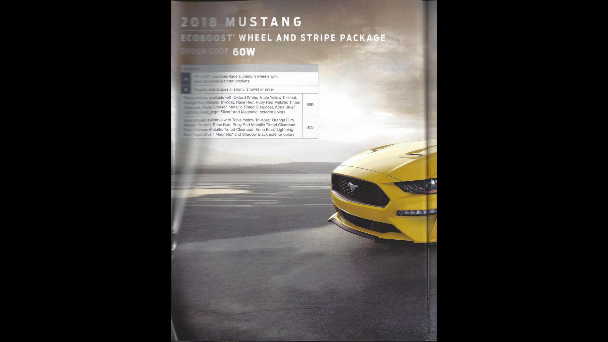 Ford Mustang 2018 Order Guide (8)
