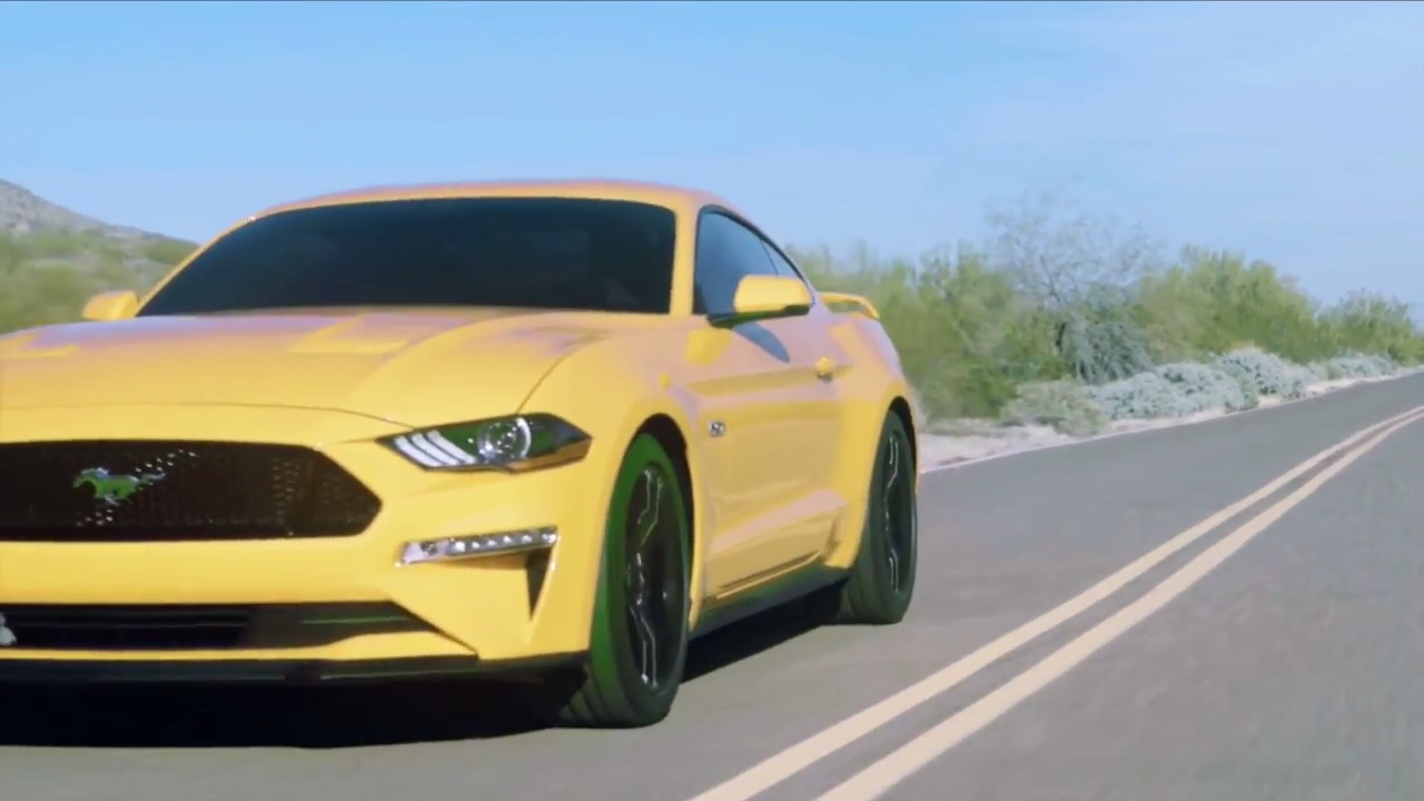 Ford Mustang GT 2018 (10)