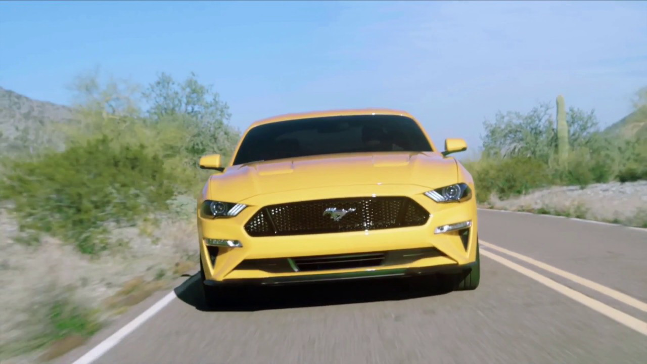 Ford Mustang GT 2018 (2)