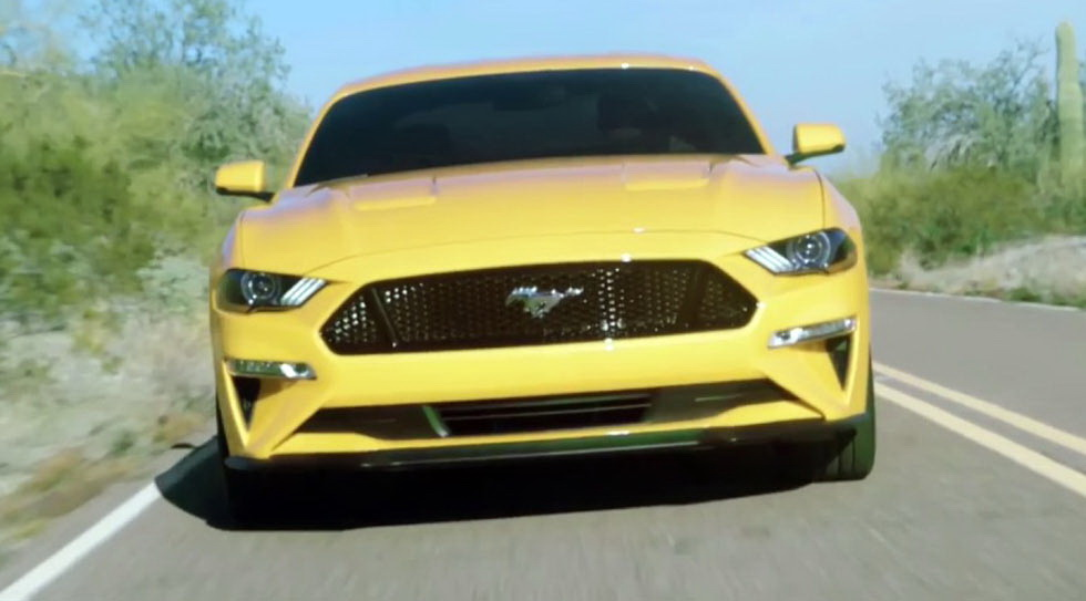 Ford Mustang GT 2018 (3)