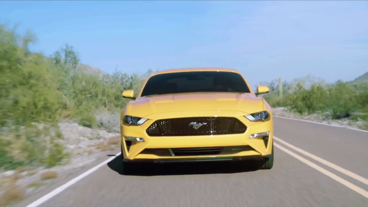 Ford Mustang GT 2018 (8)