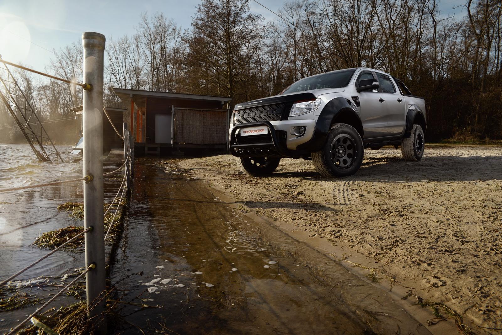 Ford Ranger by MR Car Design (1)