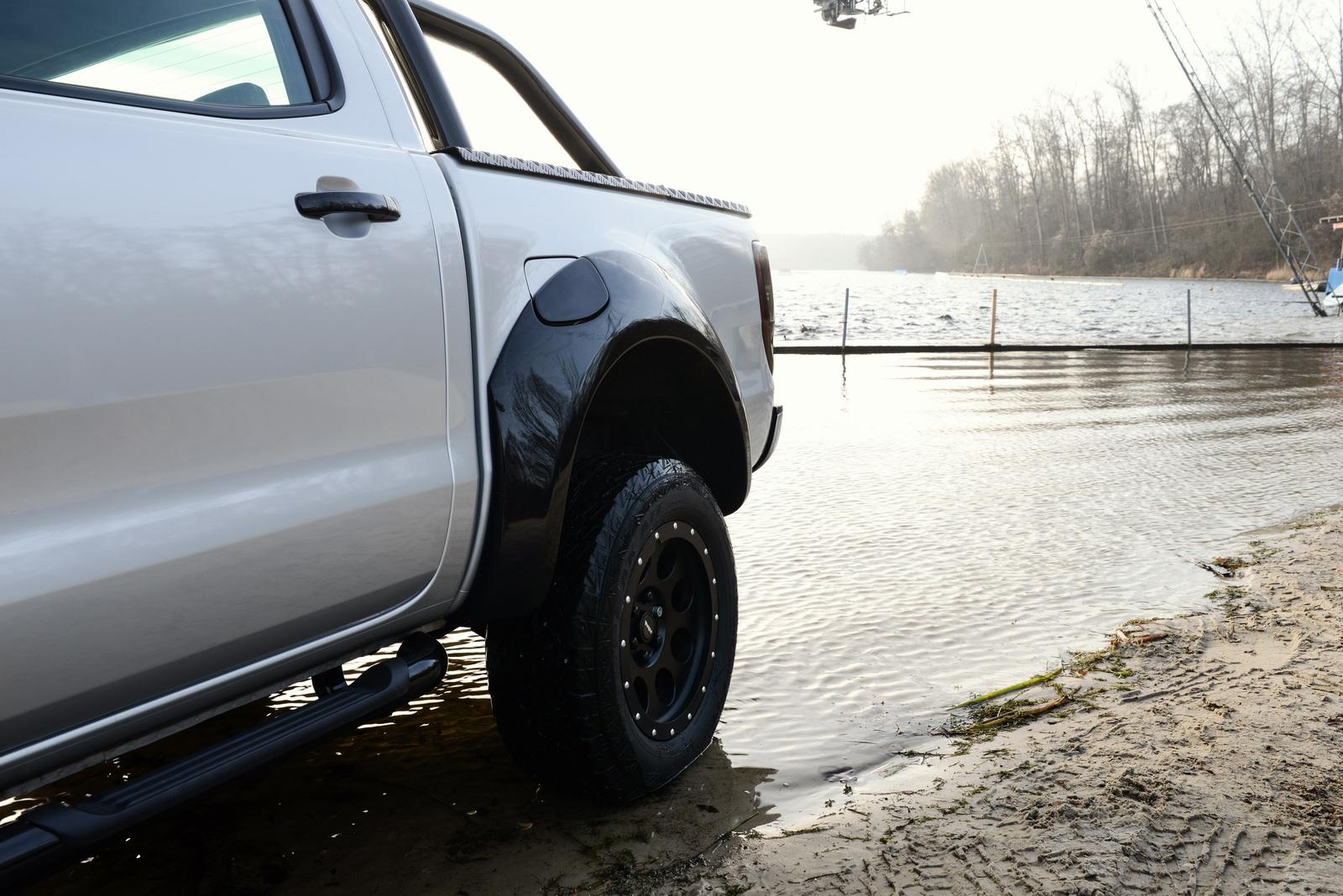Ford Ranger by MR Car Design (2)